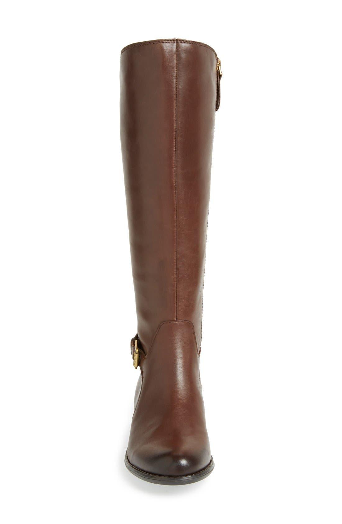 Alternate Image 3  - Franco Sarto 'Craze' Knee High Leather Boot (Women)