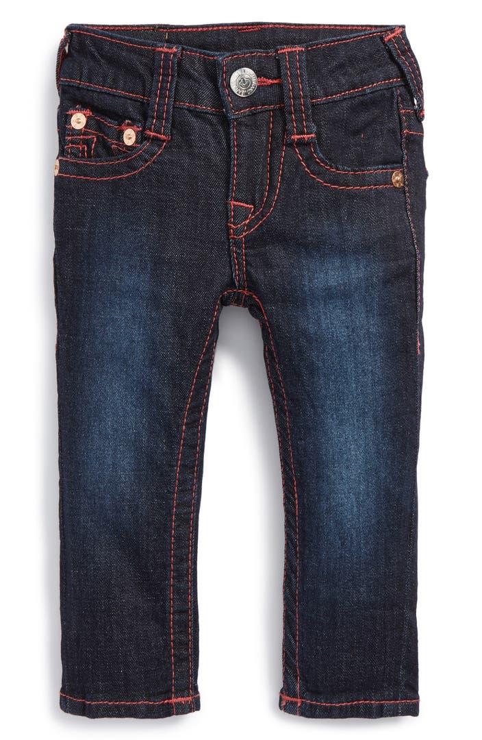 true religion brand jeans 39 stella 39 skinny jeans baby. Black Bedroom Furniture Sets. Home Design Ideas