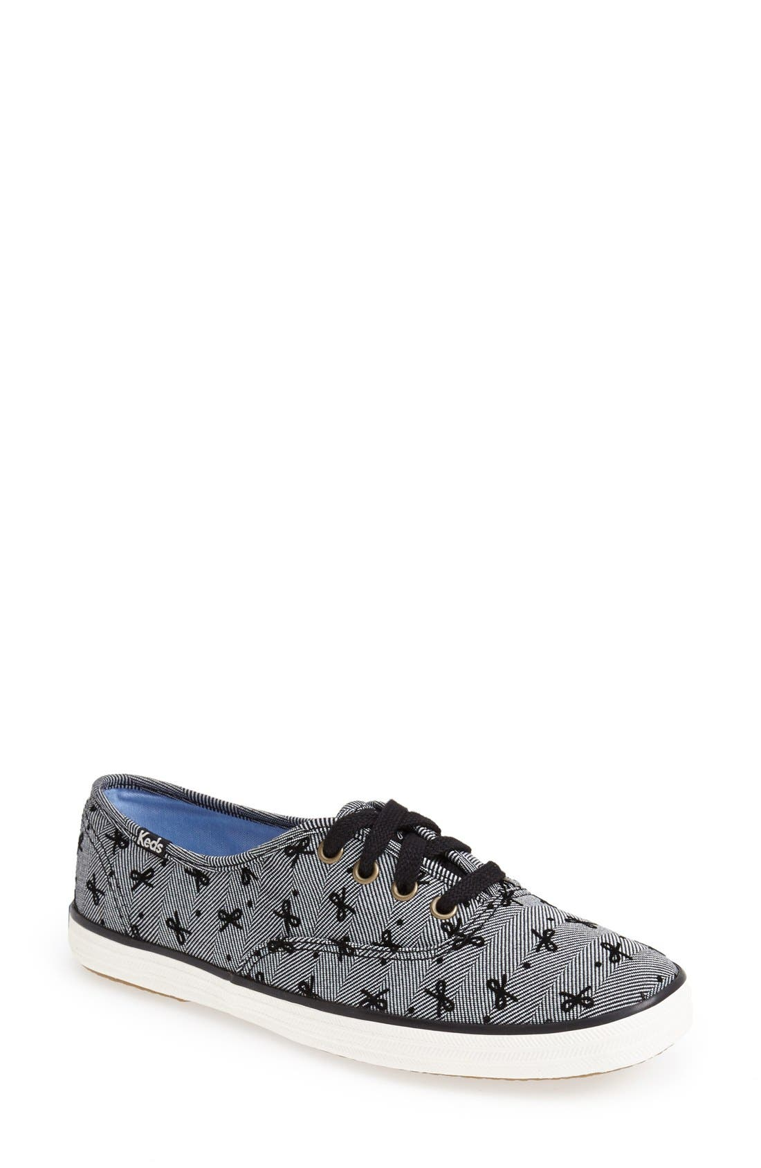 Alternate Image 1 Selected - Keds® Taylor Swift 'Champion - Bow' Sneaker (Women)