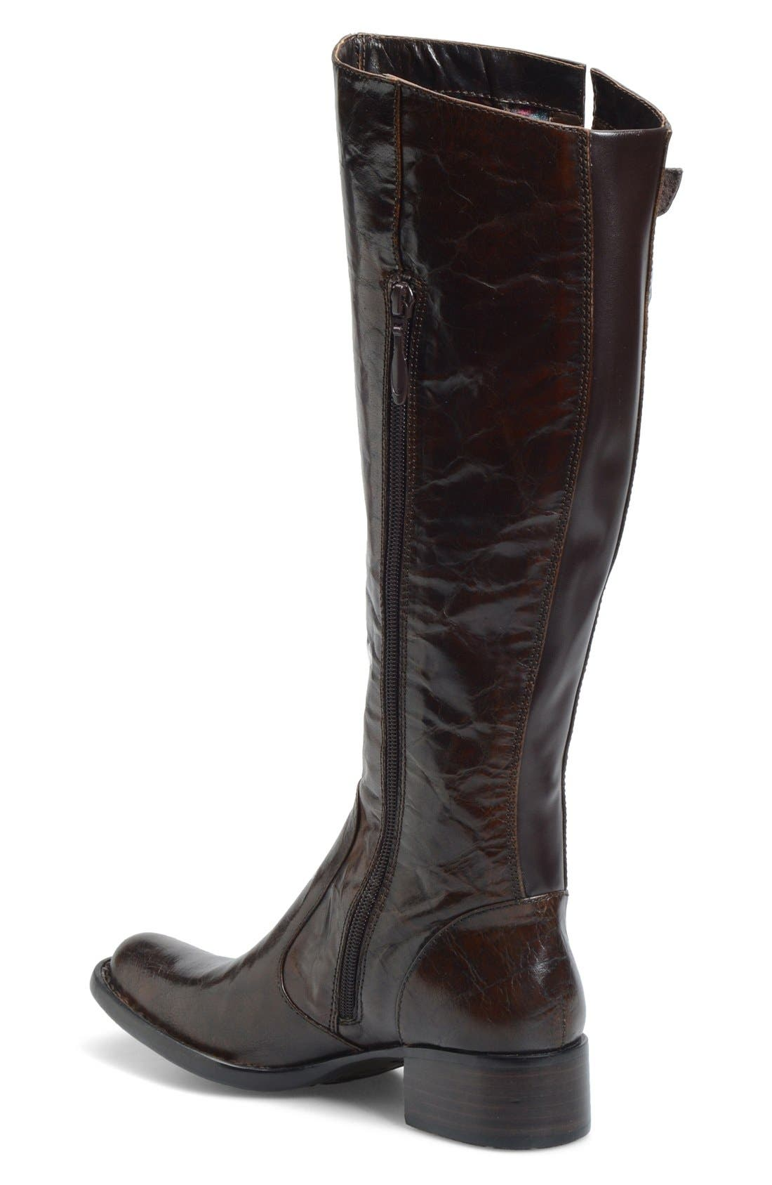 Alternate Image 2  - Crown by Børn 'Roxie' Boot (Women) (Wide Calf) (Nordstrom Exclusive)