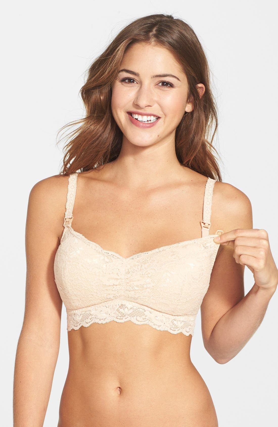 Cosabella 'Never Say Never Mommie' Soft Cup Nursing Bralette