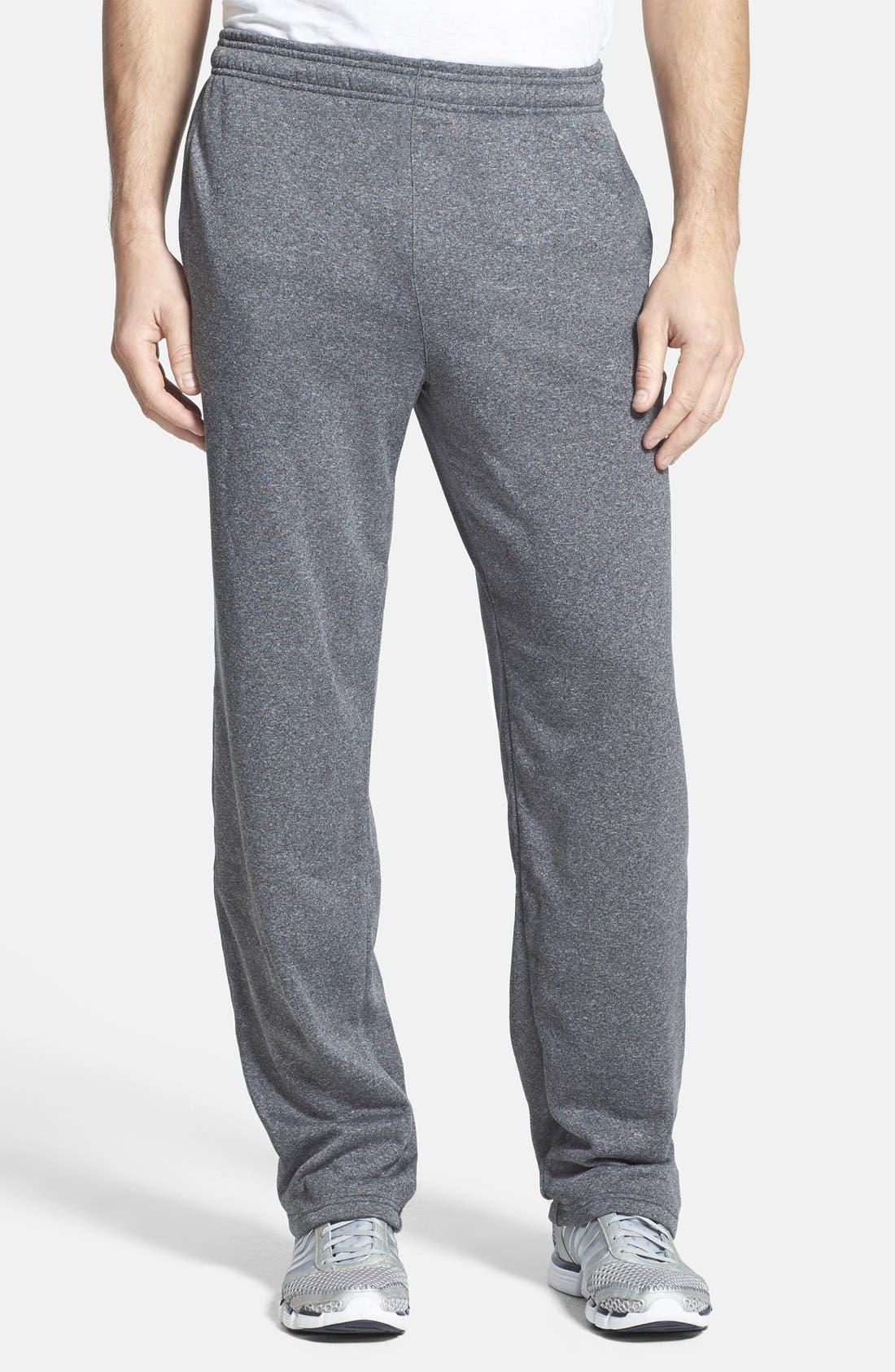 Alternate Image 1 Selected - adidas 'Ultimate' Fleece Pants