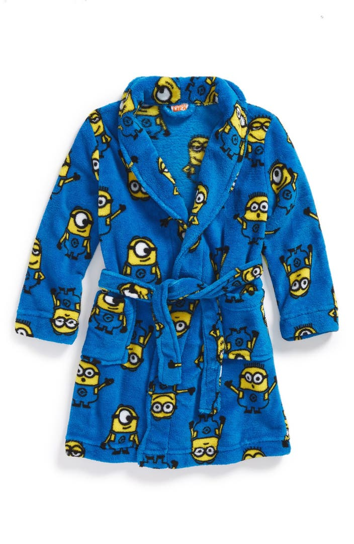 Despicable Me 2 Minion Robe Little Boys Amp Big Boys