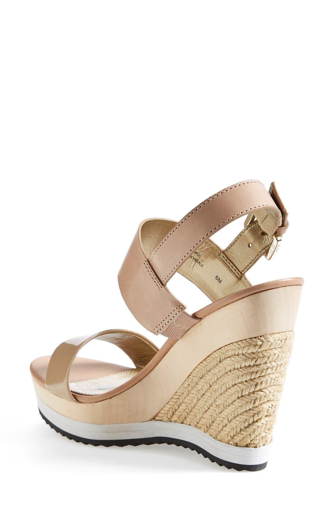 Alternate Image 2  - Sam Edelman 'Korinne' Wedge Sandal (Women)