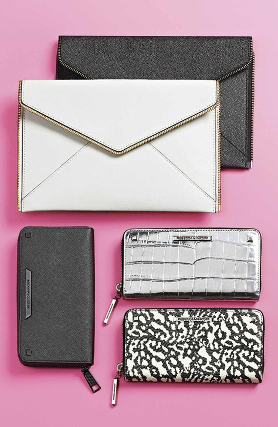 Alternate Image 8  - Rebecca Minkoff 'Leo' Envelope Clutch