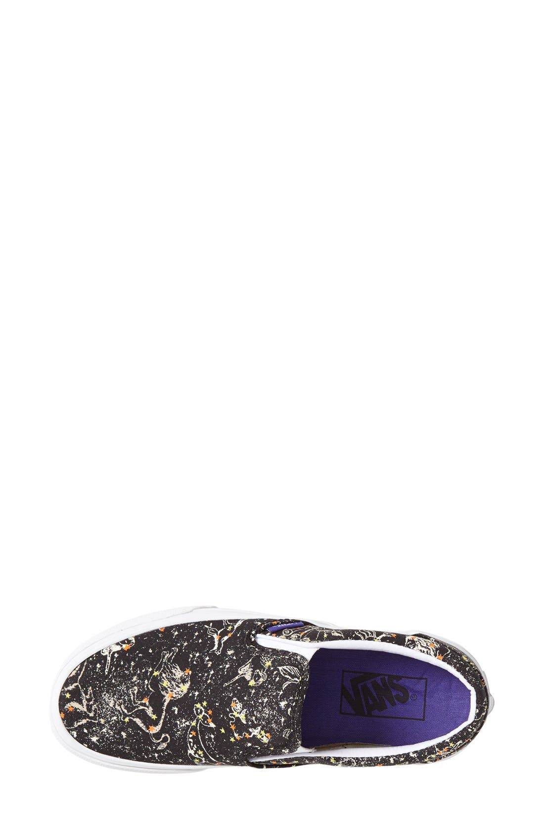 Alternate Image 3  - Liberty x Vans 'Classic' Slip-On Sneaker (Women)