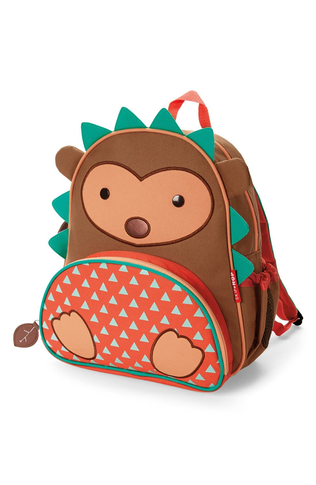 Zoo Pack Backpack,                             Alternate thumbnail 2, color,                             Brown Solid