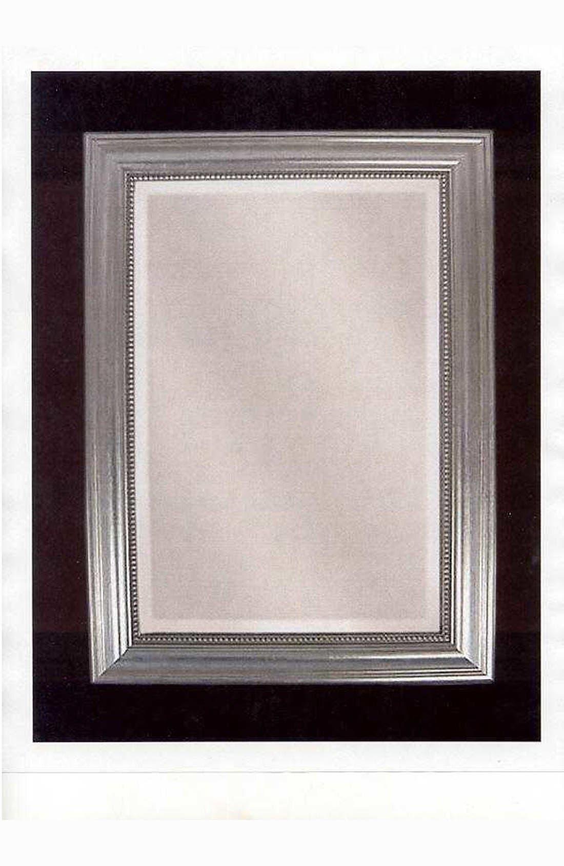 Alternate Image 1 Selected - Uttermost 'Stuart' Silver Beaded Mirror