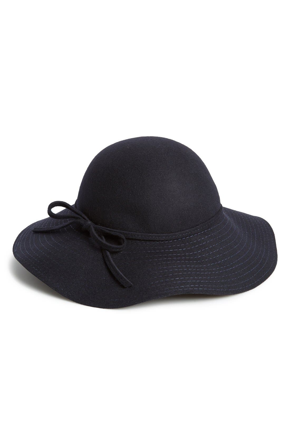 Alternate Image 1 Selected - Dorfman Pacific 'Sara Jess' Hat