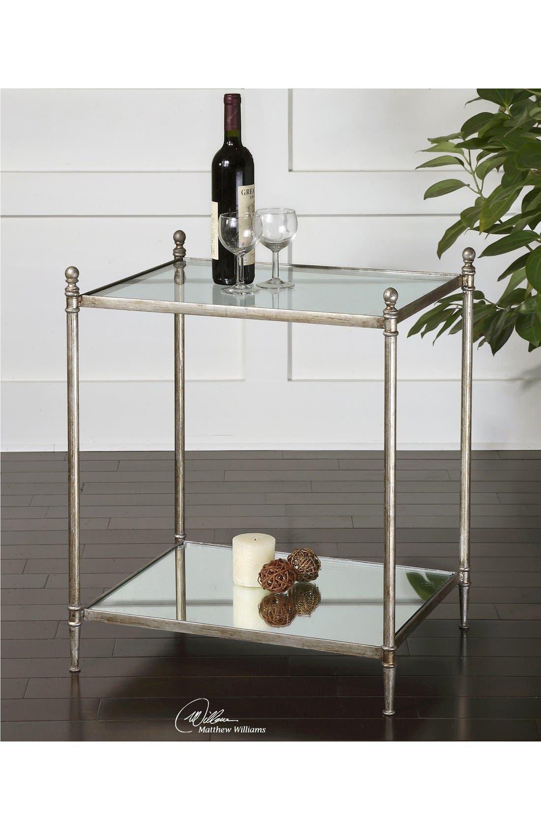 Alternate Image 2  - Uttermost 'Gannon' Antiqued End Table