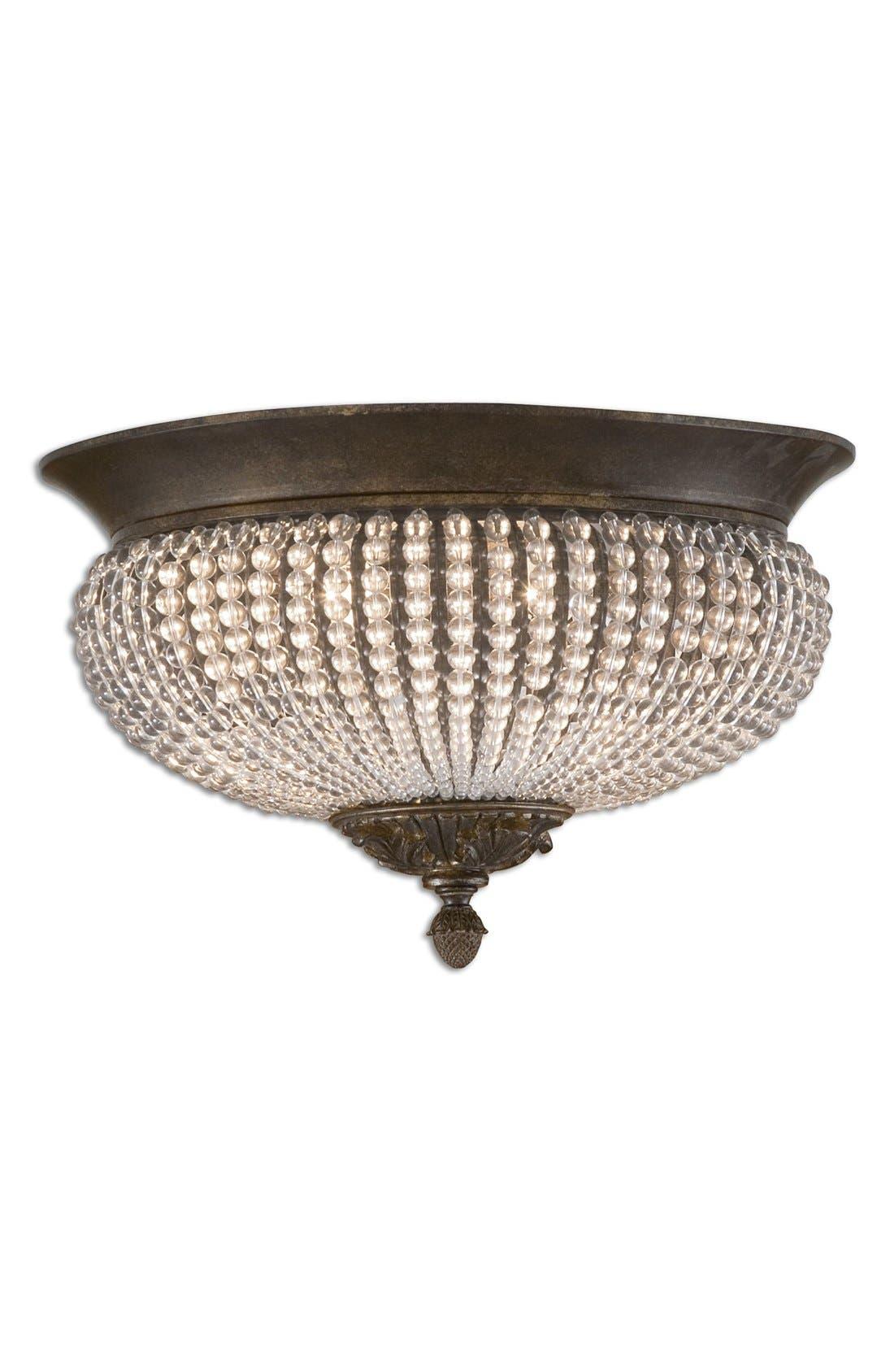 Alternate Image 1 Selected - Uttermost 'Cristal de Lisbon' Ceiling Light