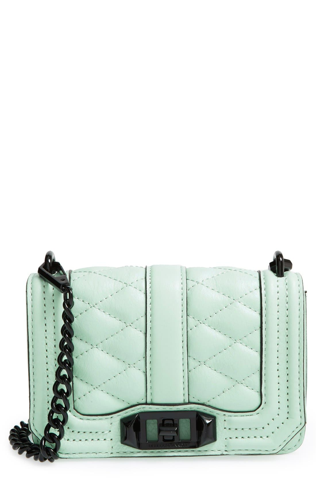 Alternate Image 1 Selected - Rebecca Minkoff 'Mini Love' Crossbody Bag