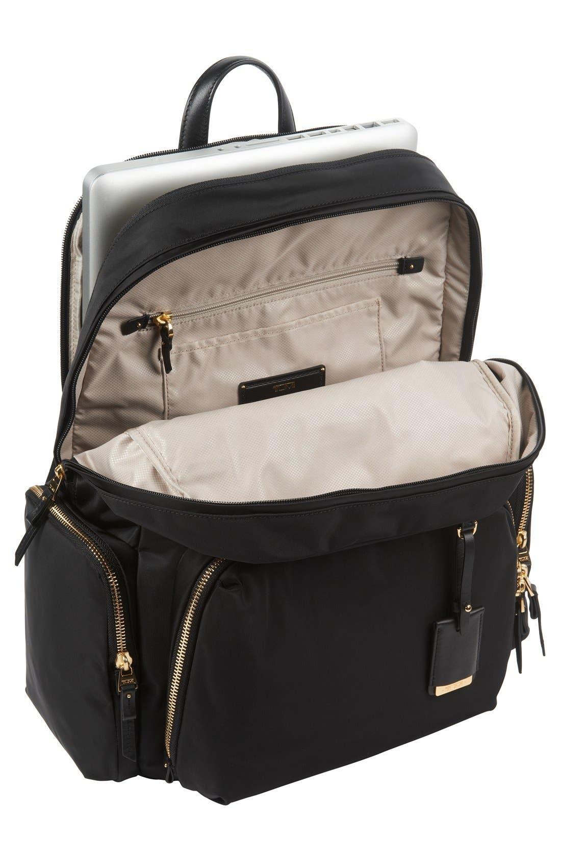 Alternate Image 4  - Tumi Calais Nylon 15 Inch Computer Commuter Backpack