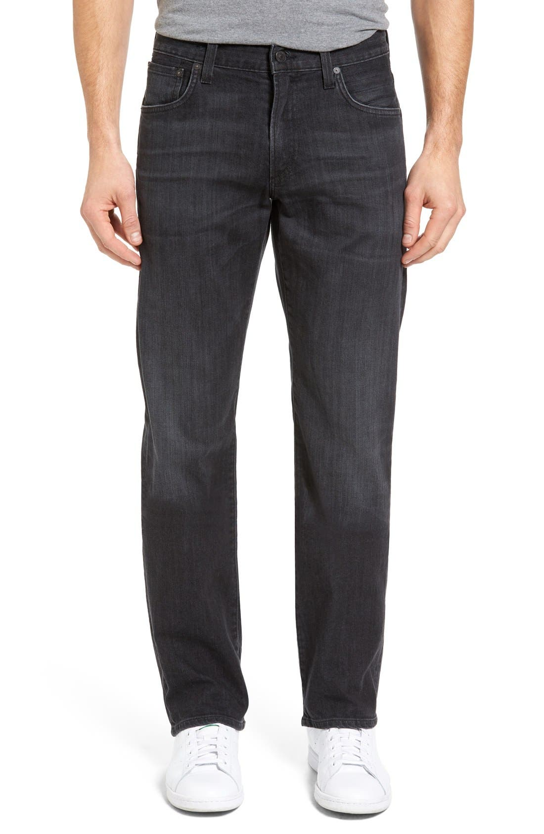 Citizens of Humanity Sid Straight Leg Jeans (Mission)