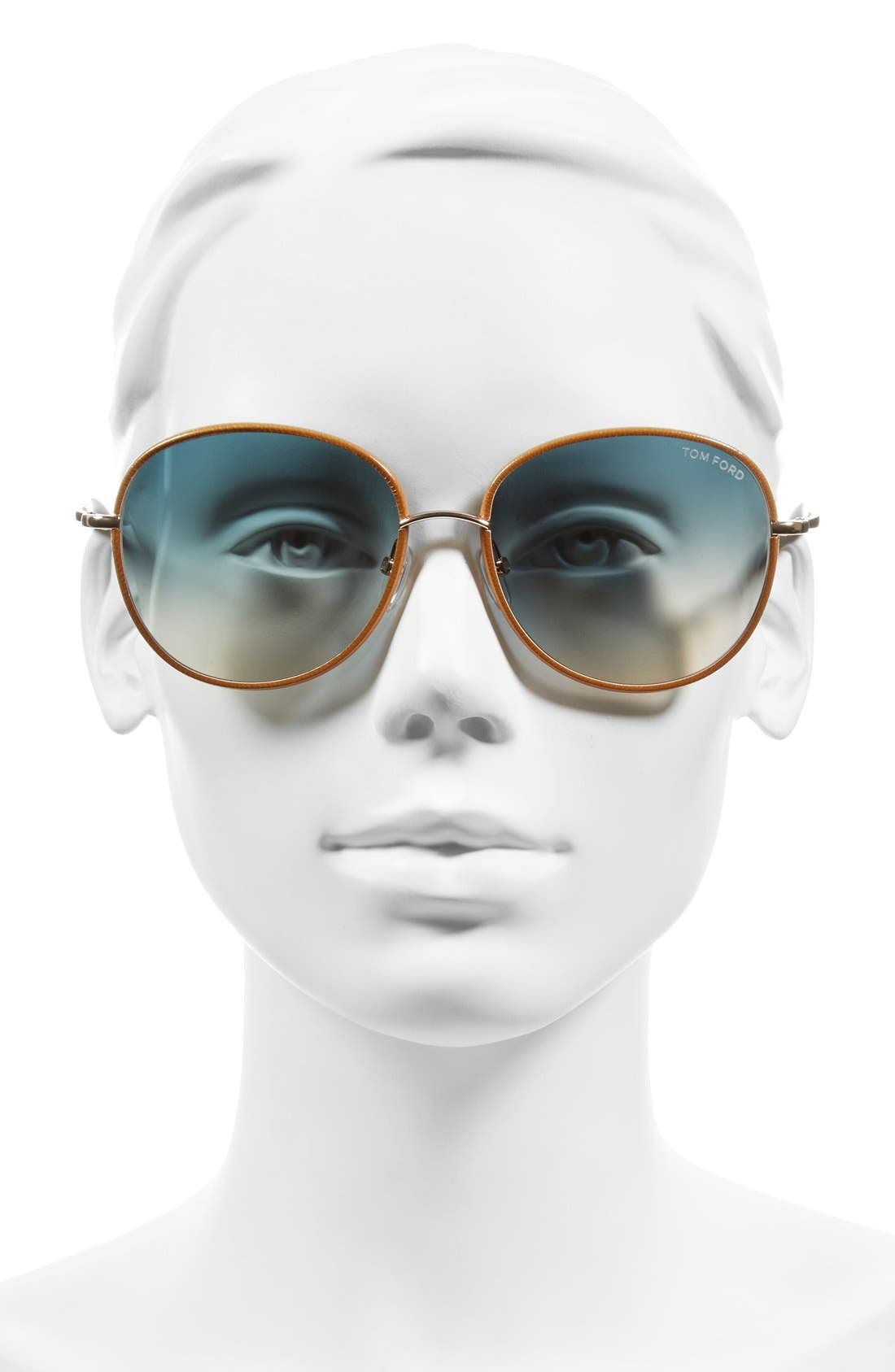 Alternate Image 2  - Tom Ford Georgia 59mm Sunglasses