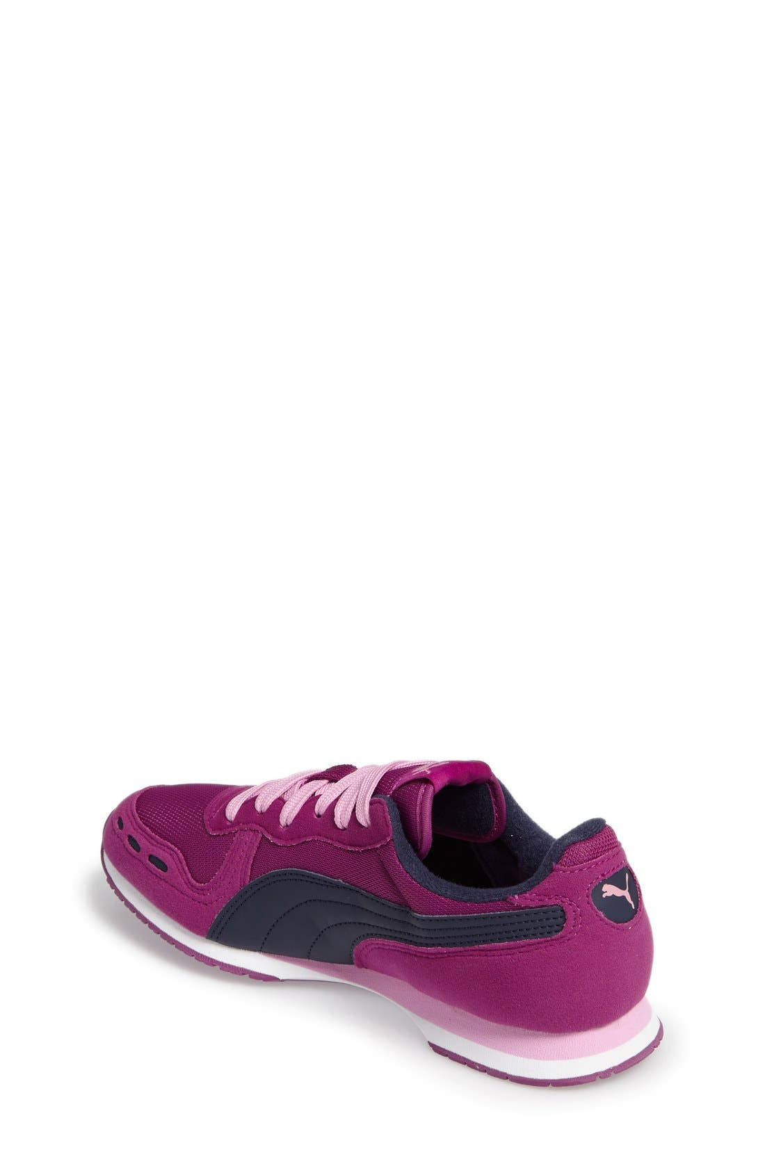 Alternate Image 2  - PUMA Cabana Racer Sneaker (Big Kid)