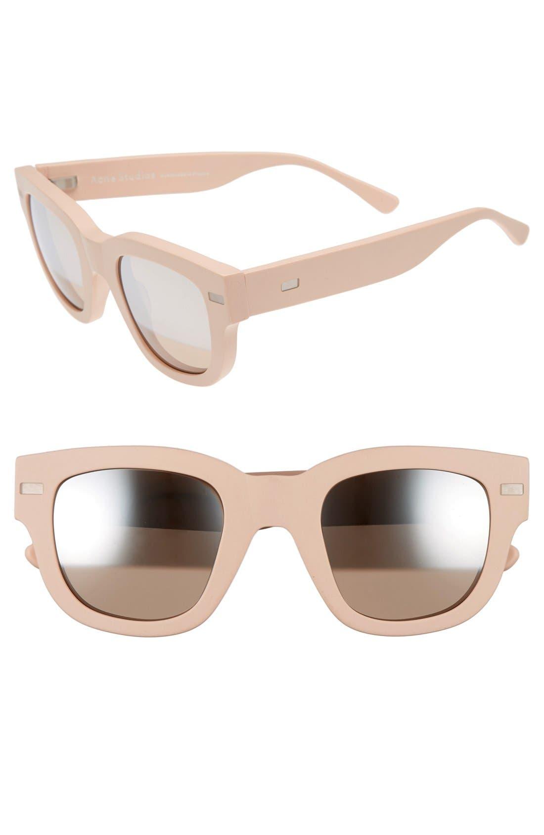 Alternate Image 1 Selected - ACNE Studios 47mm Sunglasses