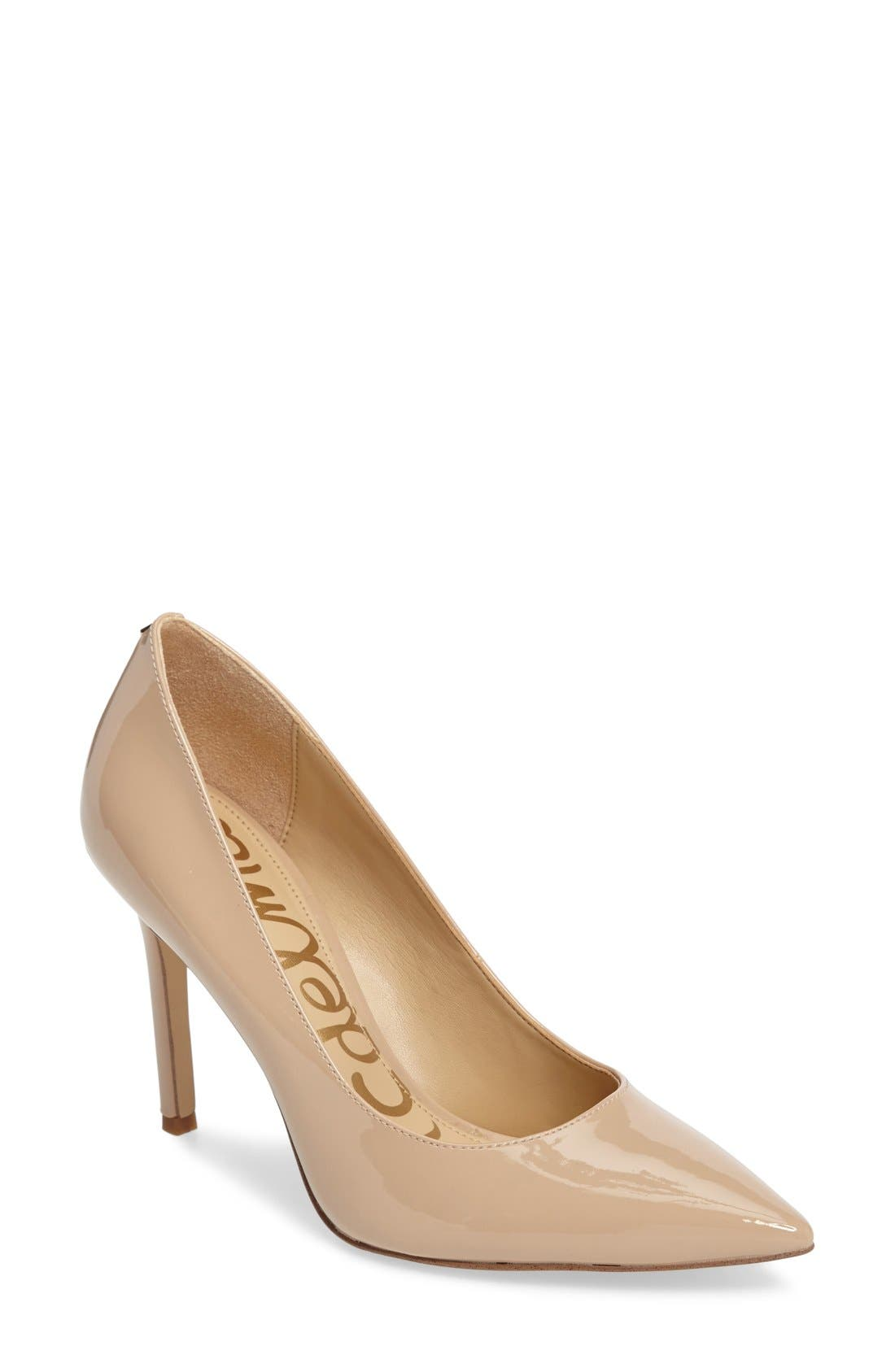 Alternate Image 1 Selected - Sam Edelman Hazel Pointy Toe Pump (Women)