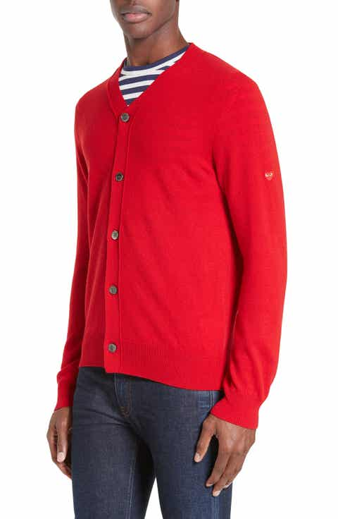 Red Designer Sweaters for Men | Nordstrom