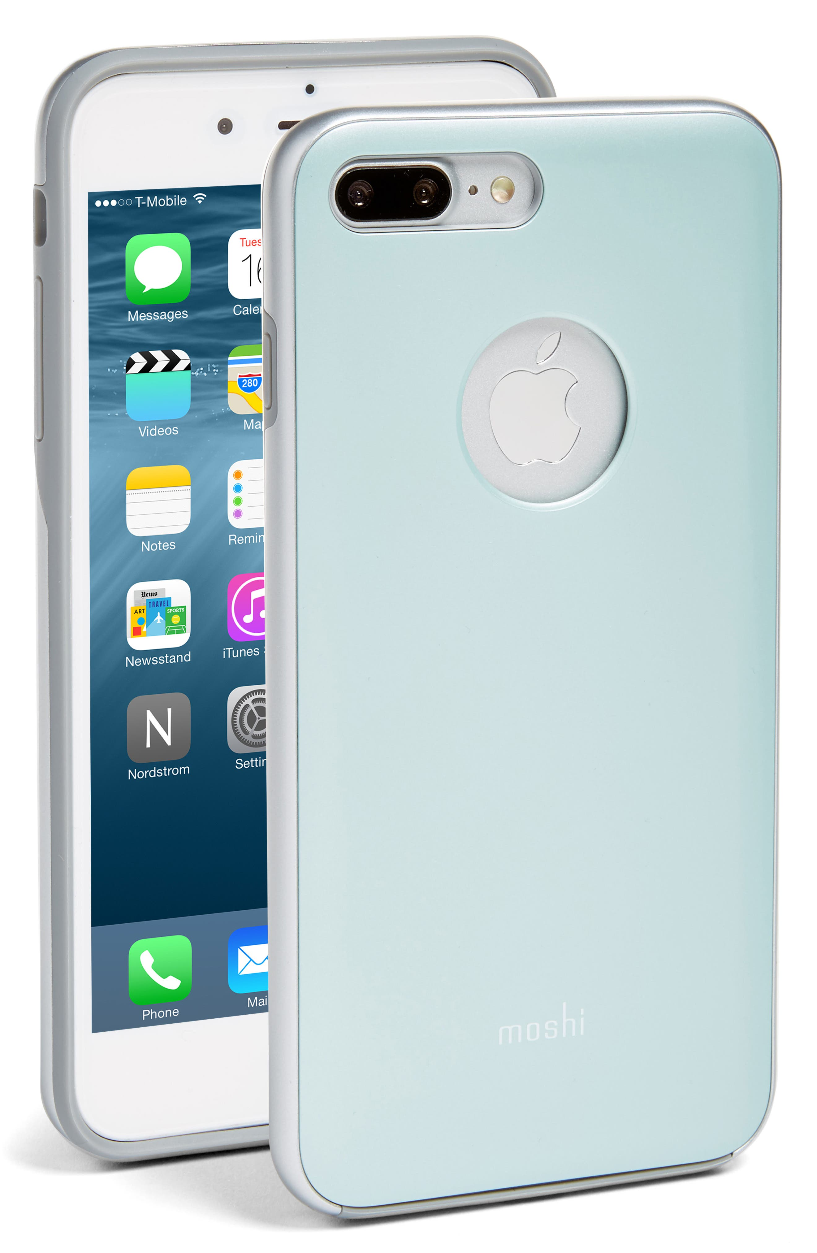 Alternate Image 1 Selected - Moshi iGlaze iPhone 7/8 Plus Case