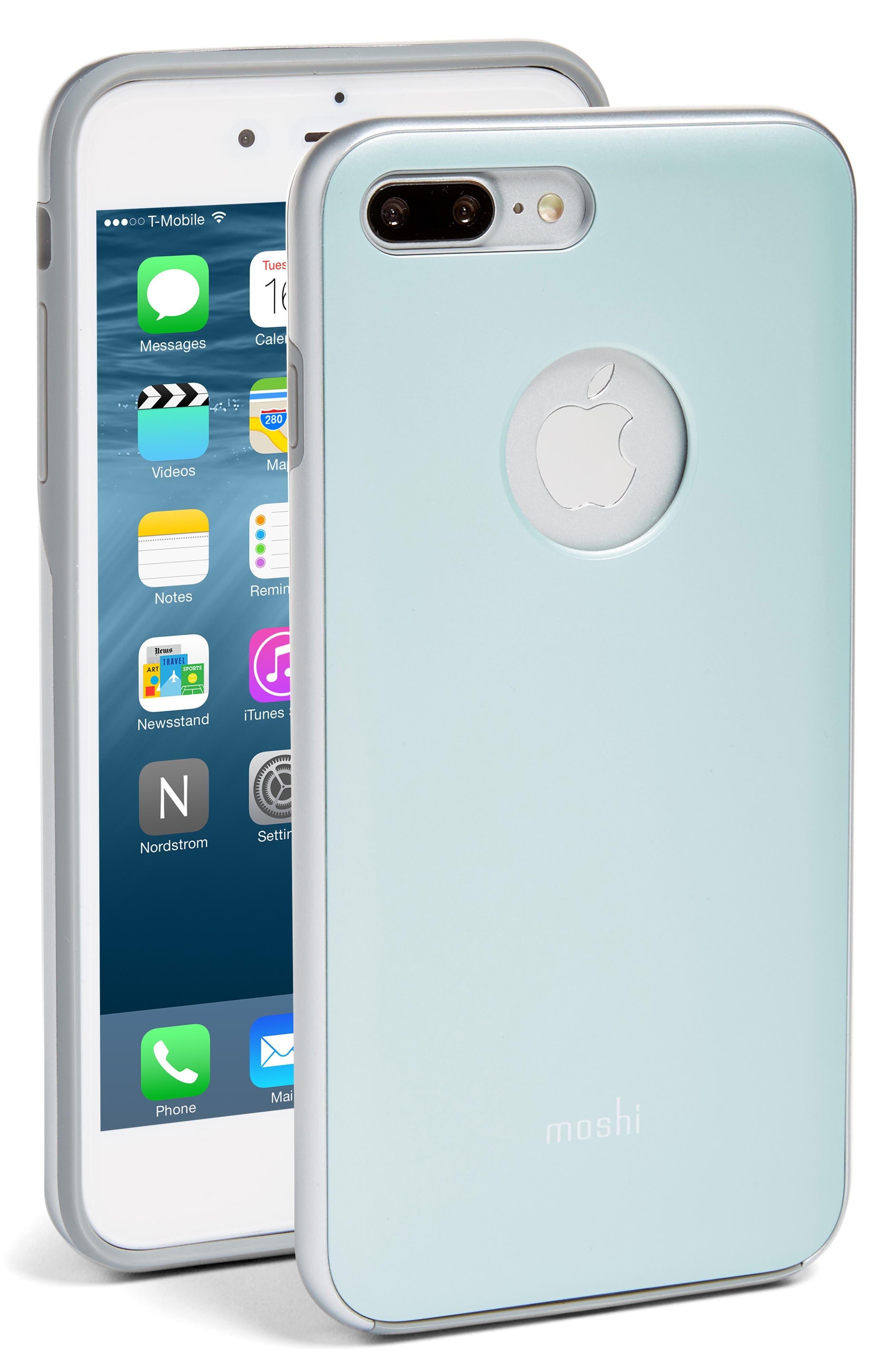 Main Image - Moshi iGlaze iPhone 7/8 Plus Case