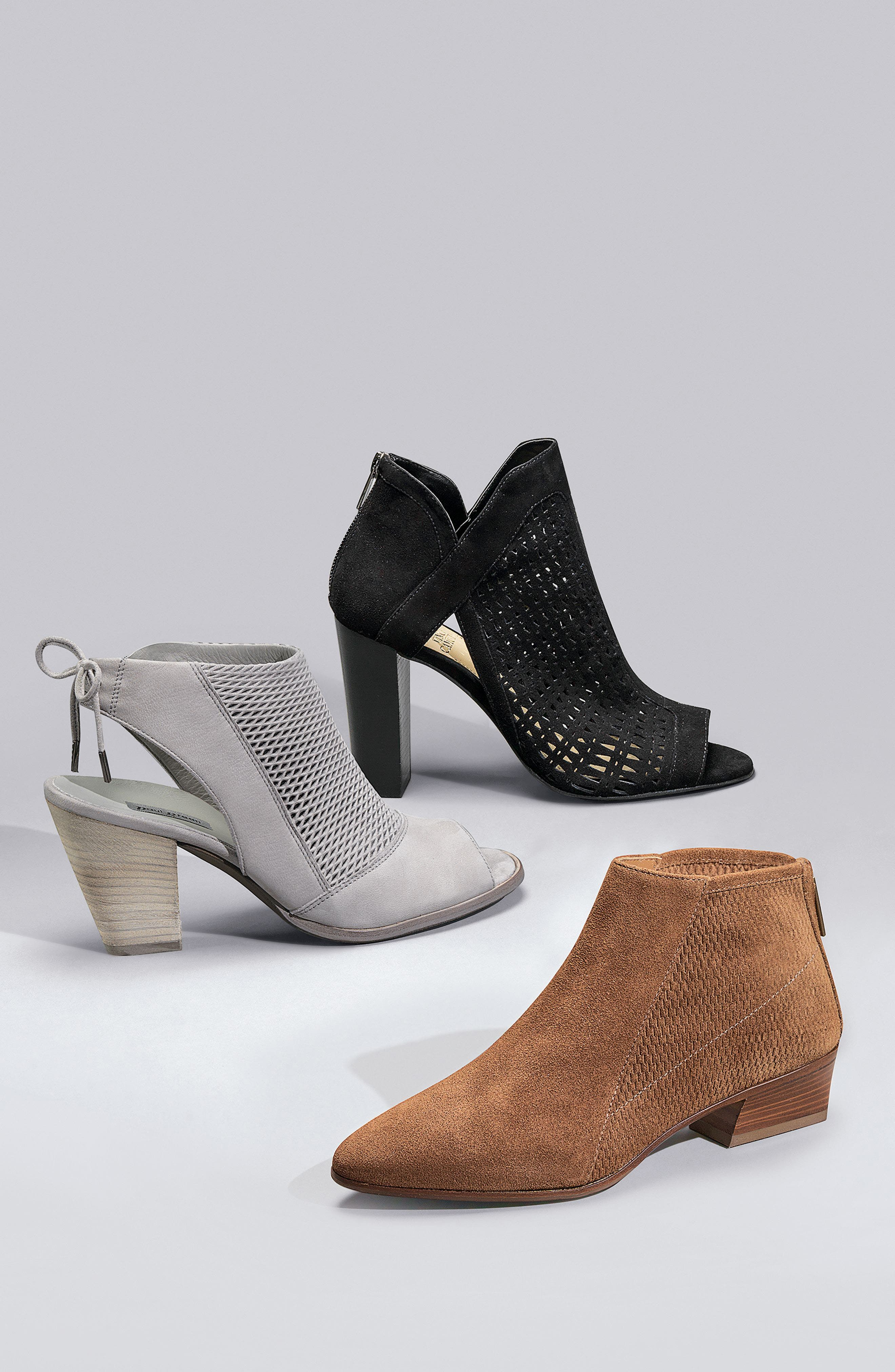Alternate Image 6  - Vince Camuto Cranita Perforated Bootie (Women)