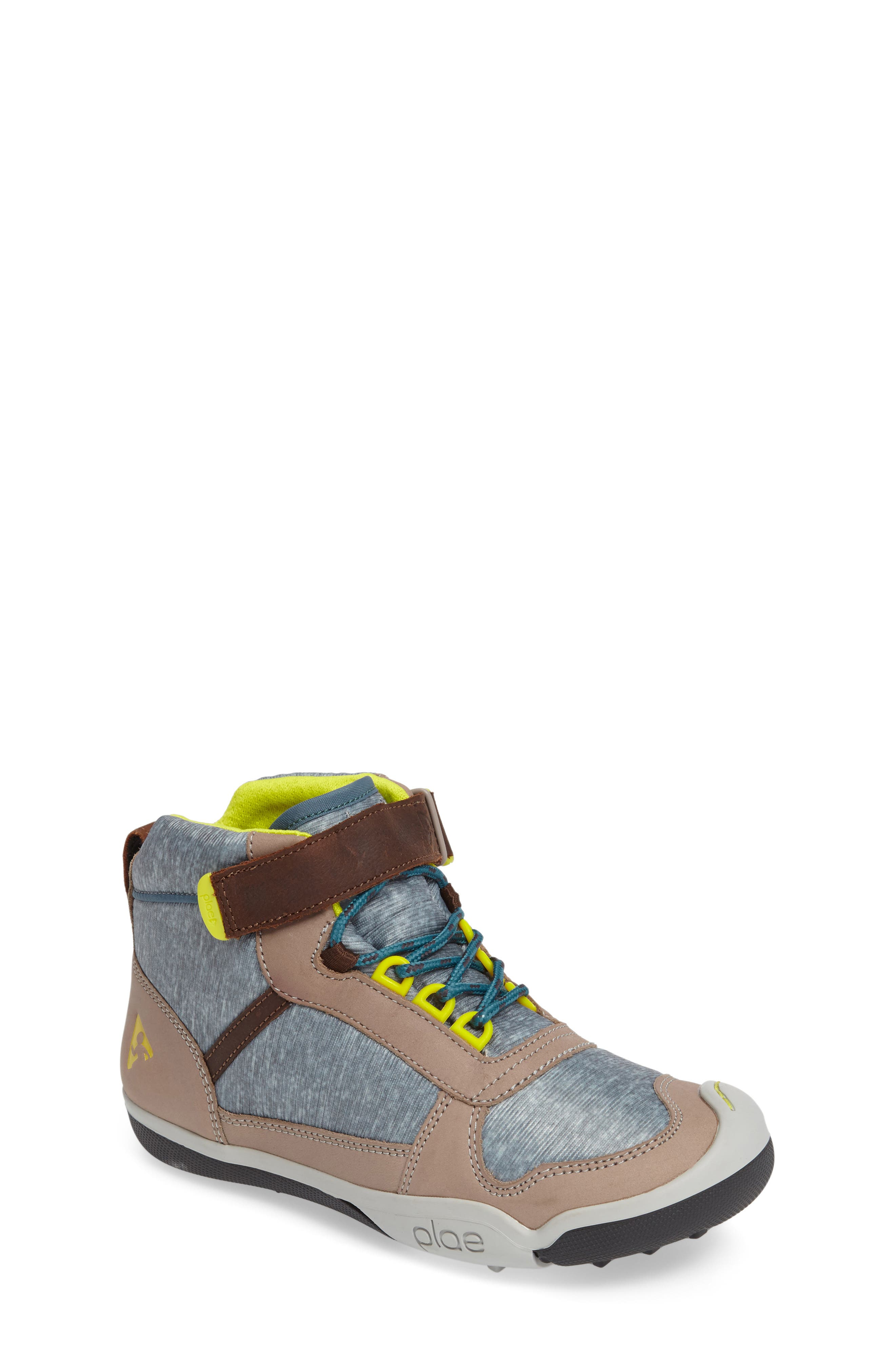 Kaiden Customizable Waterproof Boot,                         Main,                         color, Earth Leather