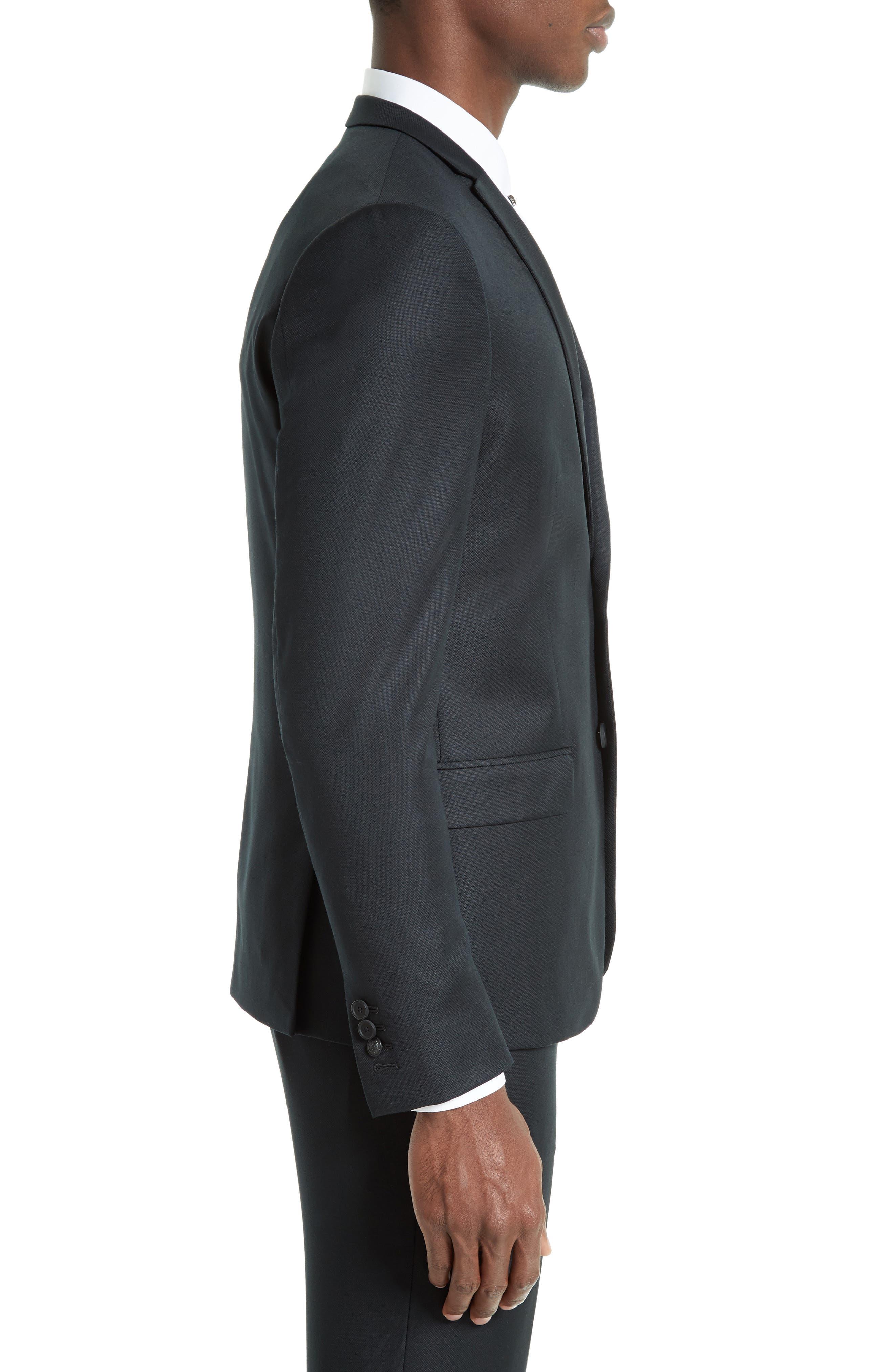 Alternate Image 3  - The Kooples Wool Piqué Sport Coat