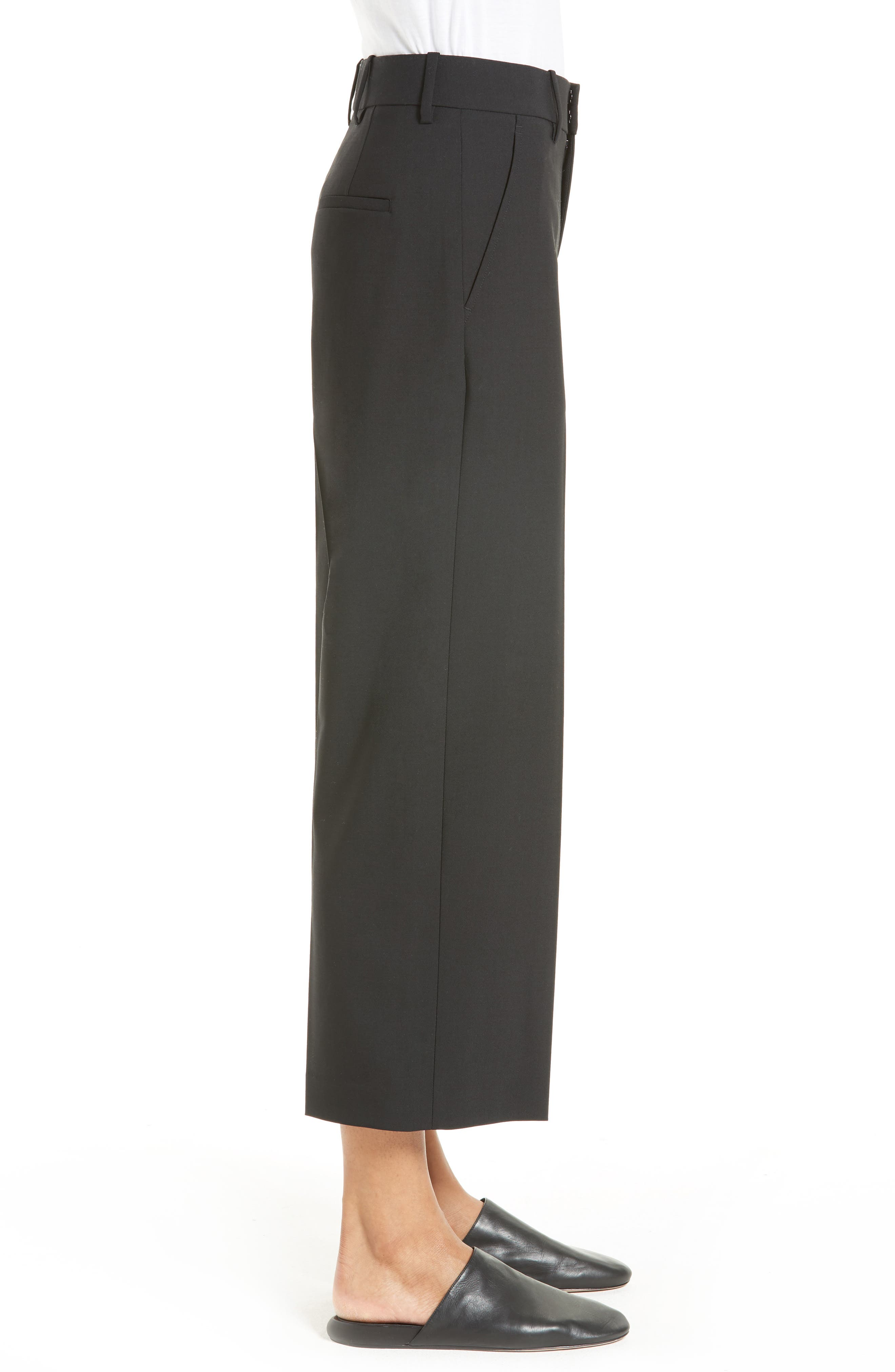 Alternate Image 3  - Vince Stretch Wool Trousers