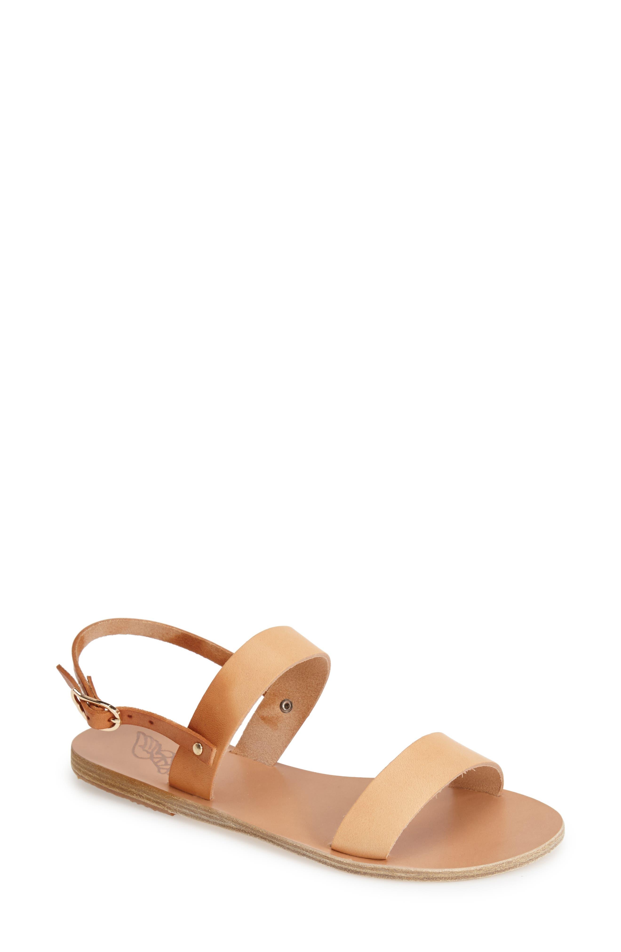 Alternate Image 1 Selected - Ancient Greek Sandals Clio Slingback Sandal (Women)