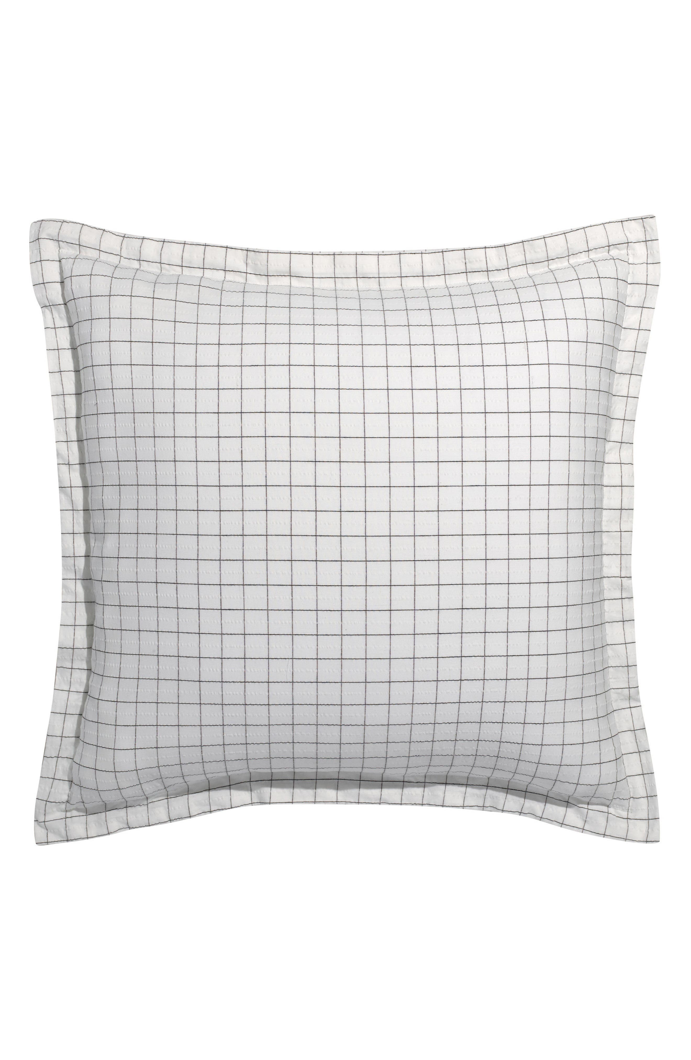 Main Image - Portico Cambridge Square Organic Cotton Euro Sham