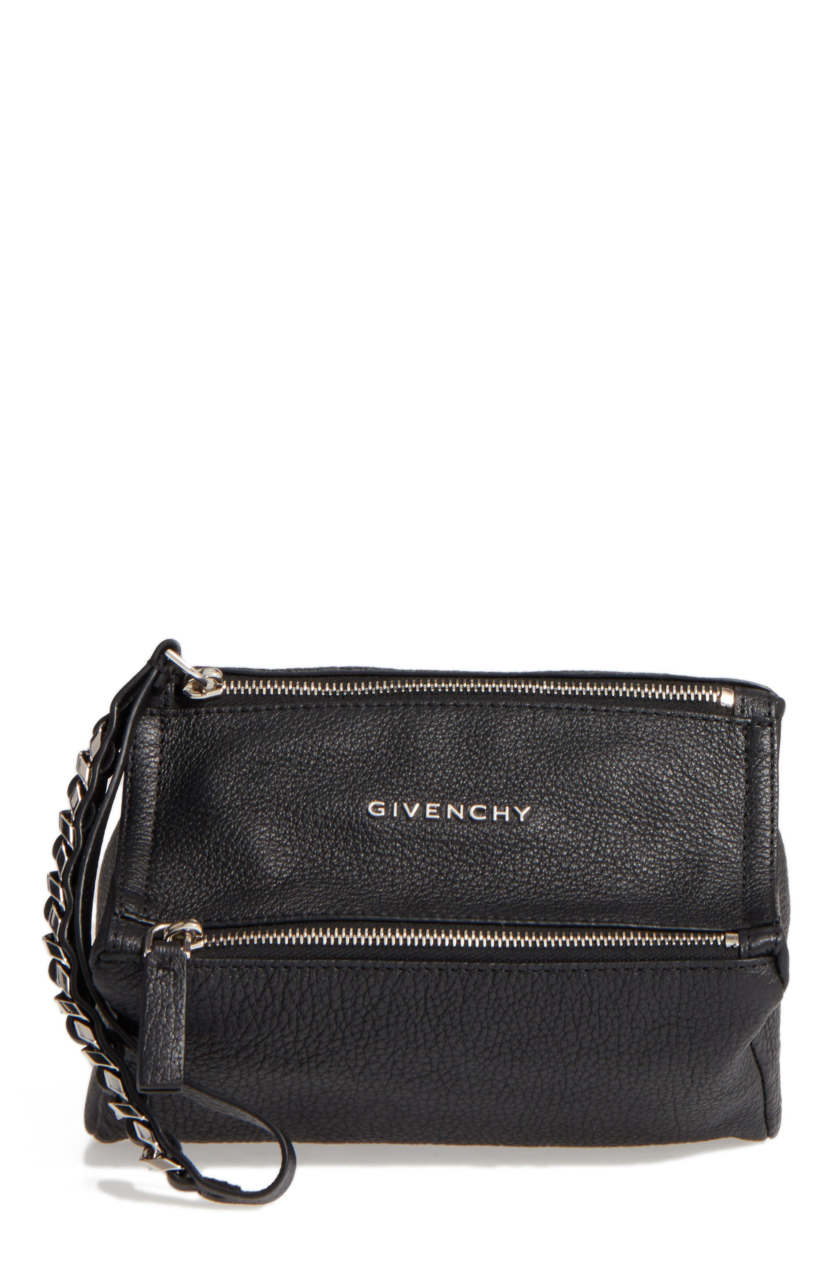 Alternate Image 1 Selected - Givenchy Pandora Wristlet Clutch