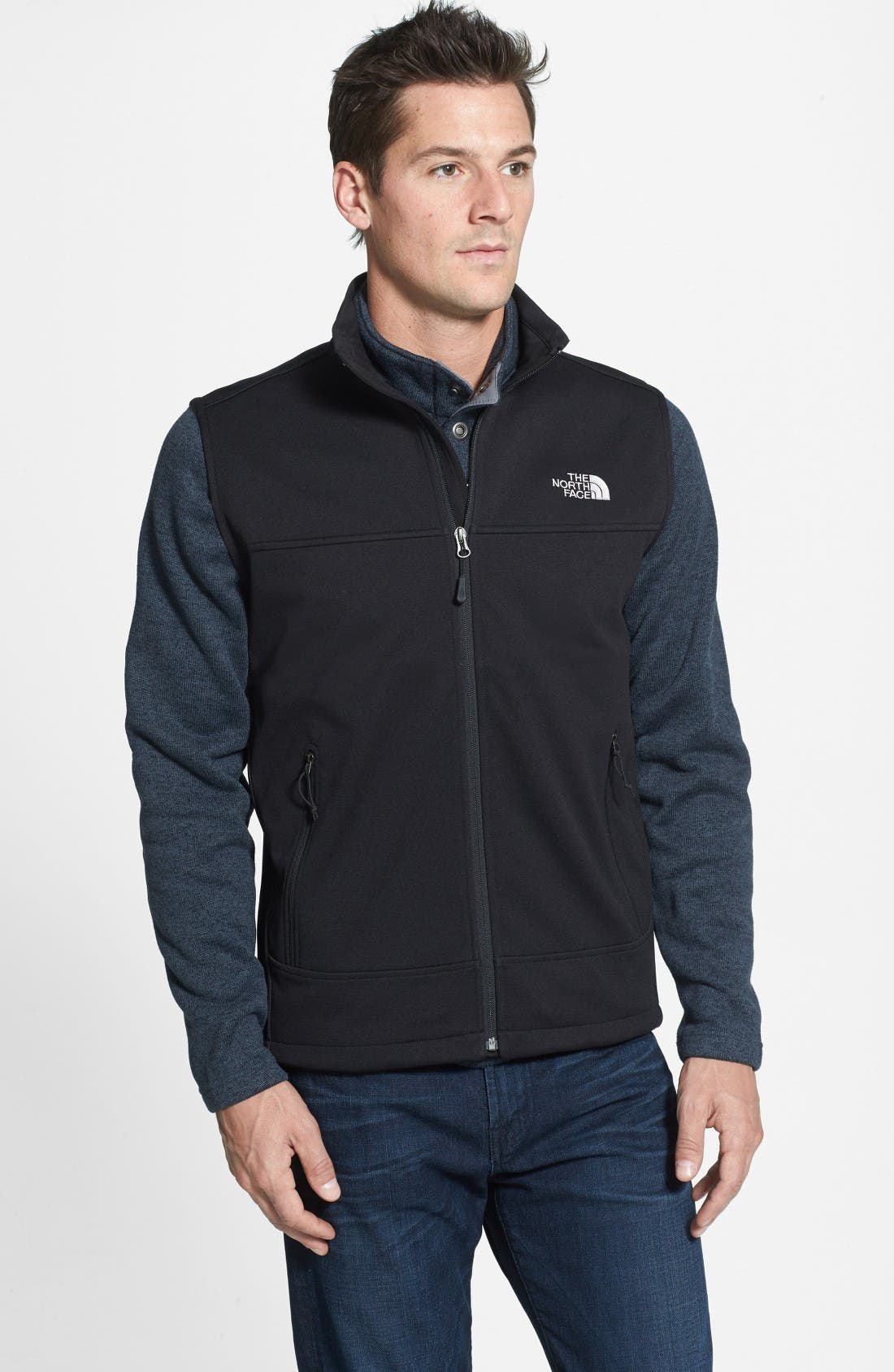Alternate Image 1 Selected - The North Face 'Canyonwall' Wind Resistant Vest