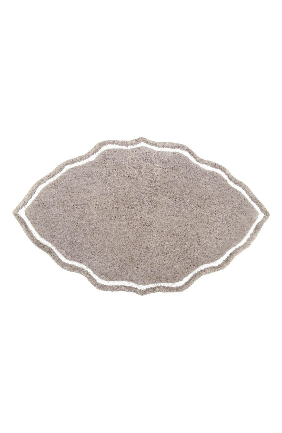 Signature Tufted Bath Rug,                         Main,                         color, Grey