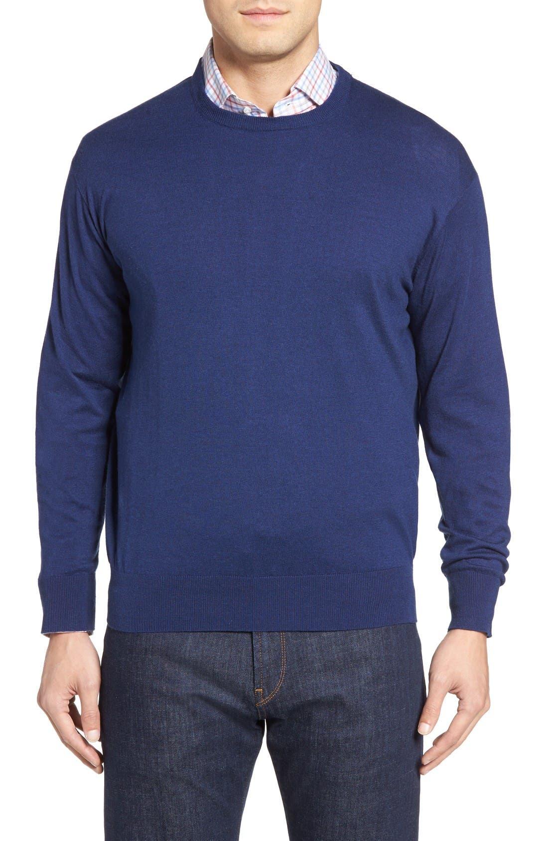 Alternate Image 1 Selected - Peter Millar Crown Sweatshirt