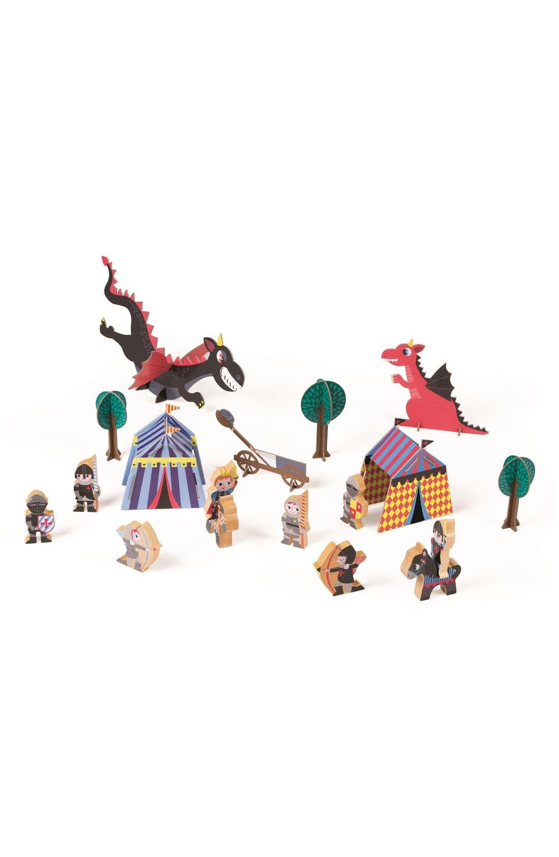 The Fantastic Castle Play Set,                             Alternate thumbnail 4, color,                             Multi