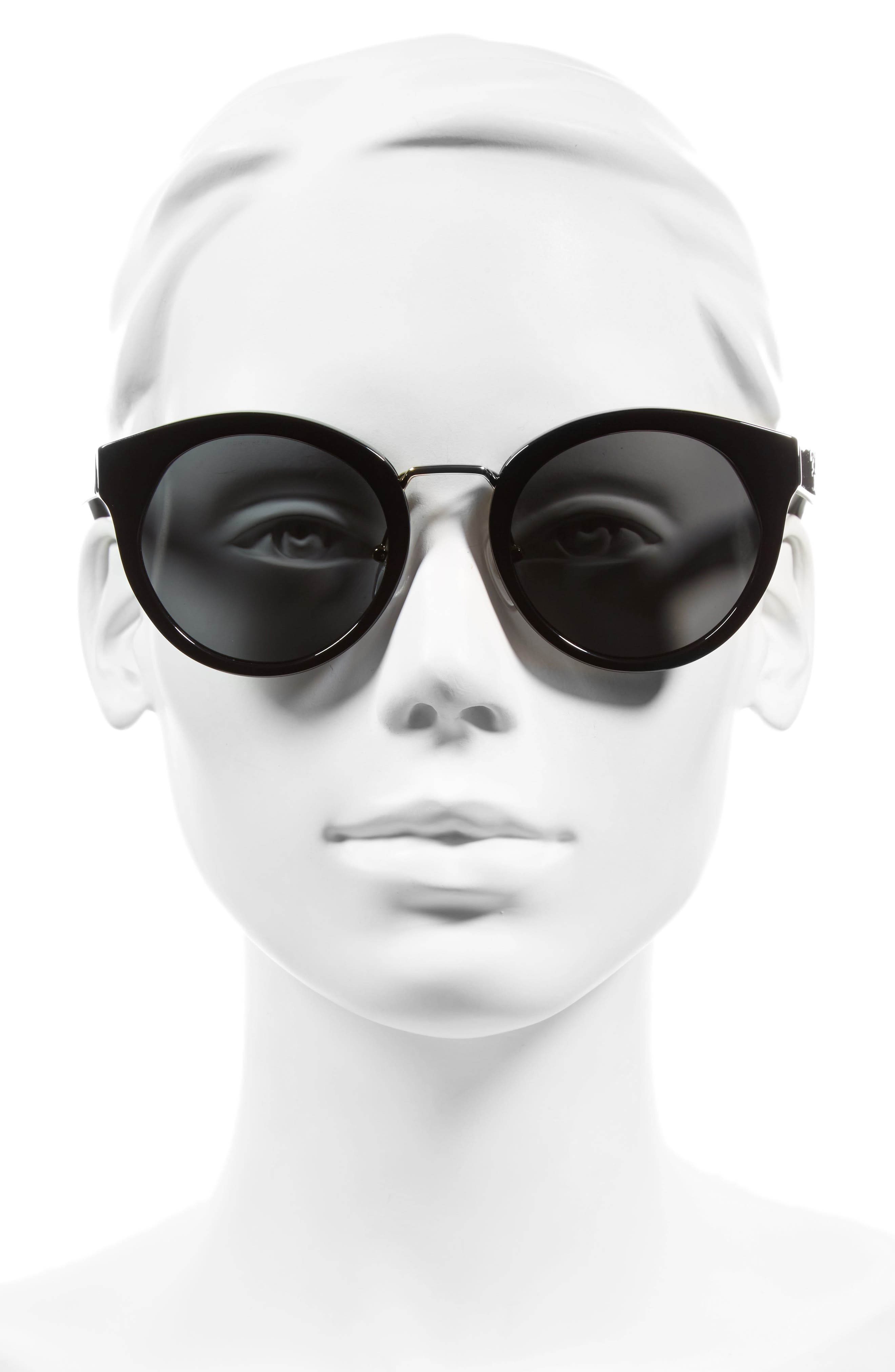 Alternate Image 2  - Prada 53mm Cat Eye Sunglasses