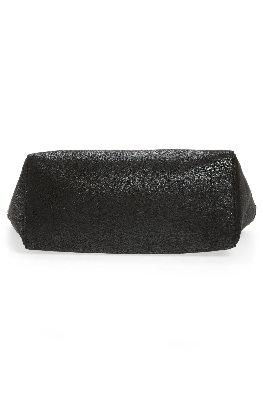 Alternate Image 6  - Stella McCartney Small Falabella Shaggy Deer Faux Leather Tote