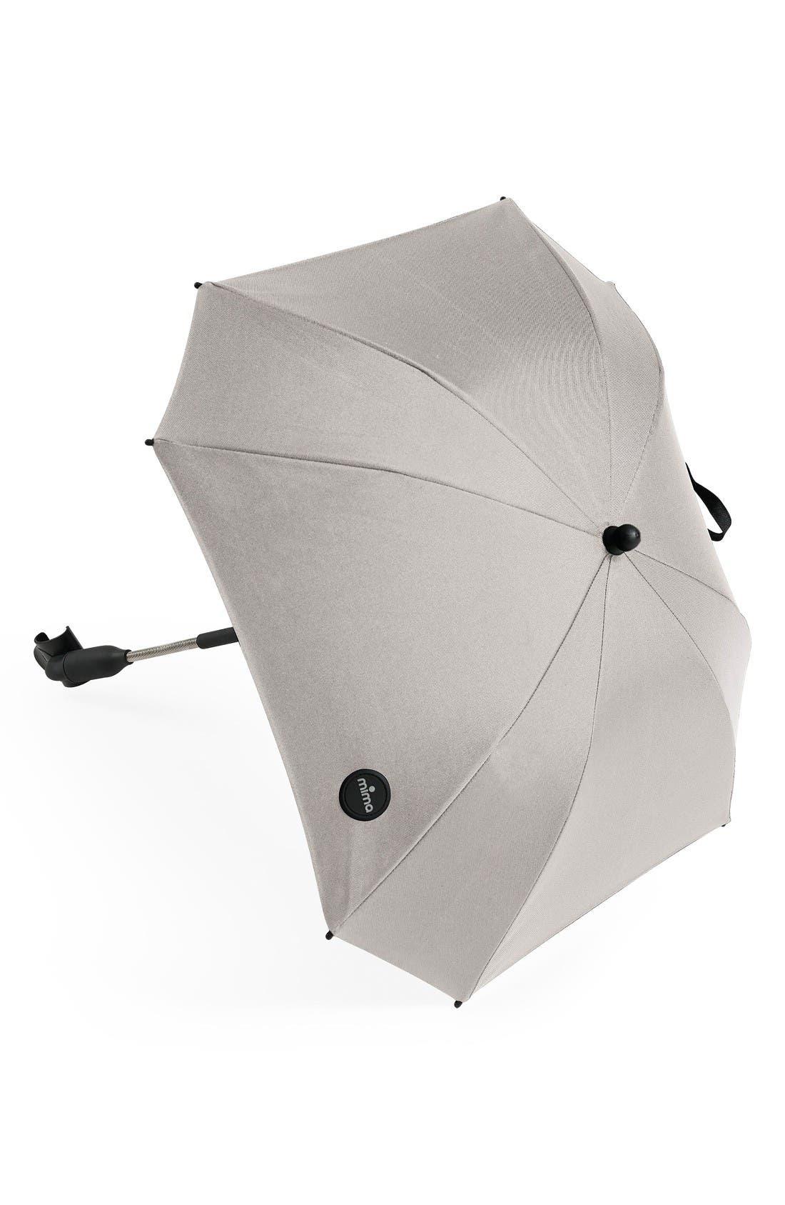 Stroller Umbrella,                         Main,                         color, Stone White