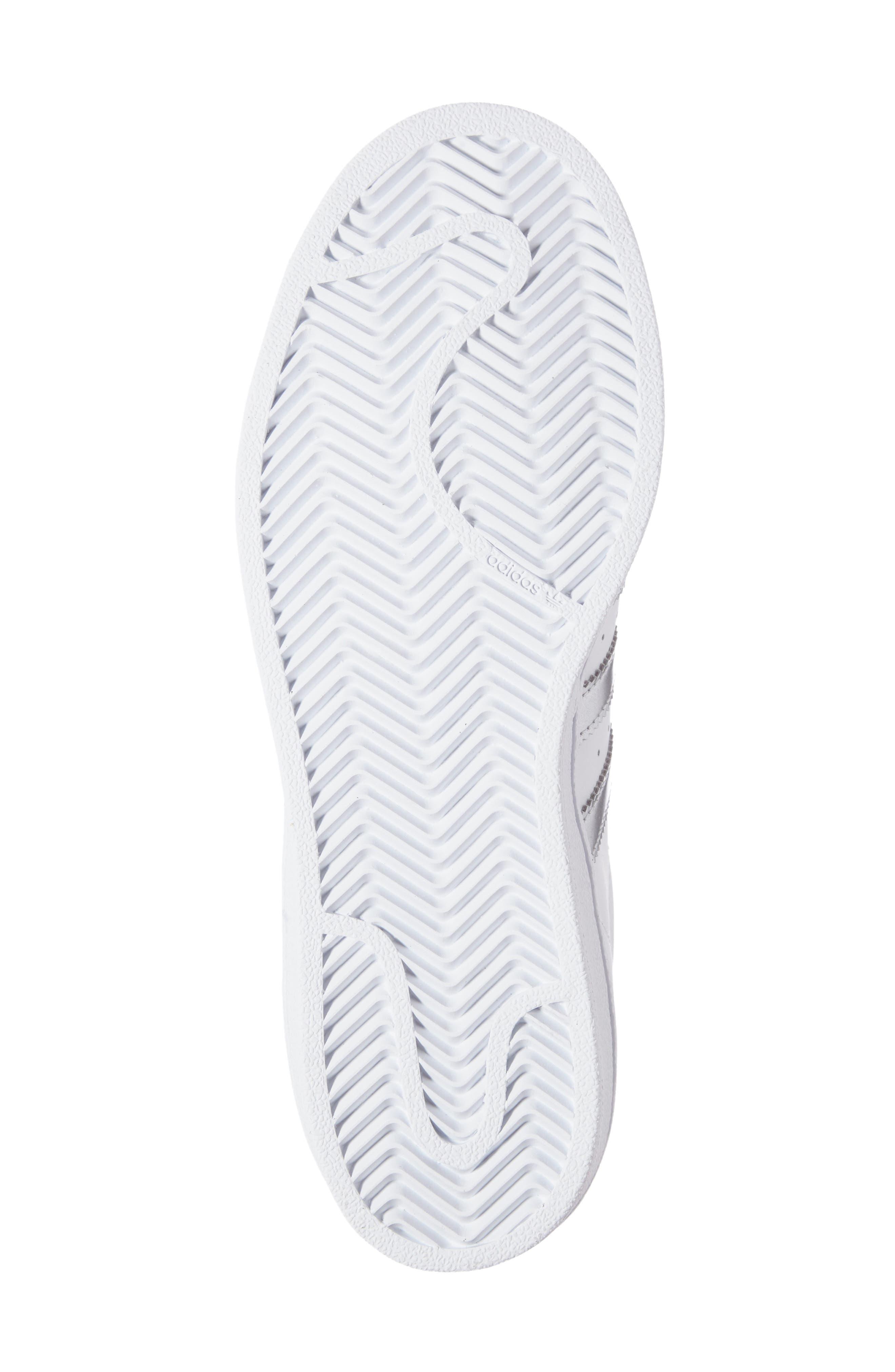 Alternate Image 4  - adidas 'Superstar' Sneaker (Women)