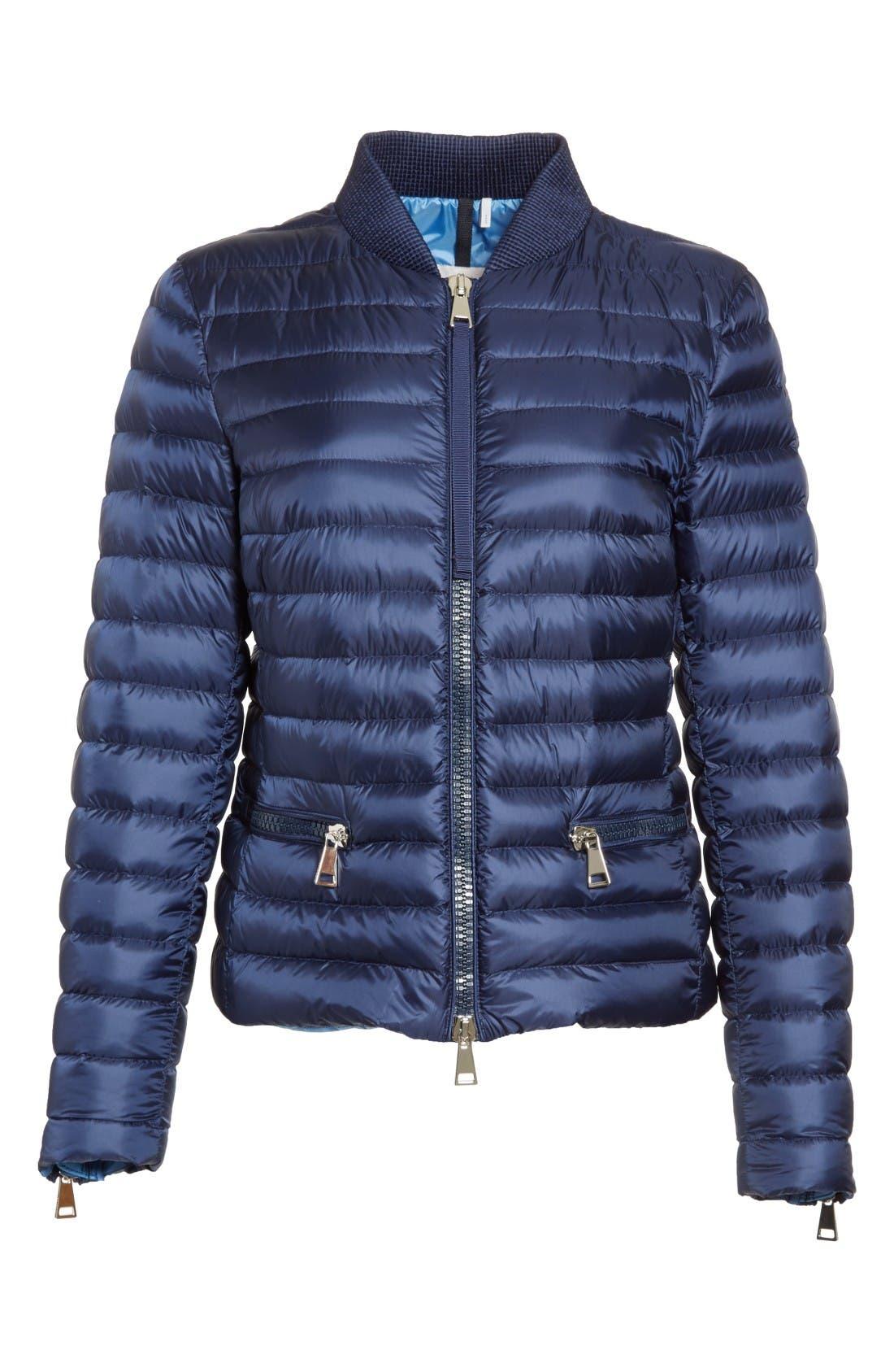 Alternate Image 4  - Moncler Blen Down Jacket