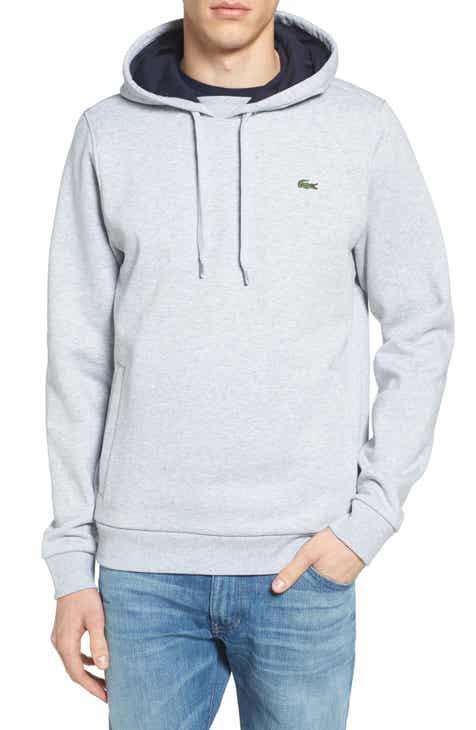 e11c0b213737 Lacoste Sport Cotton Blend Hoodie