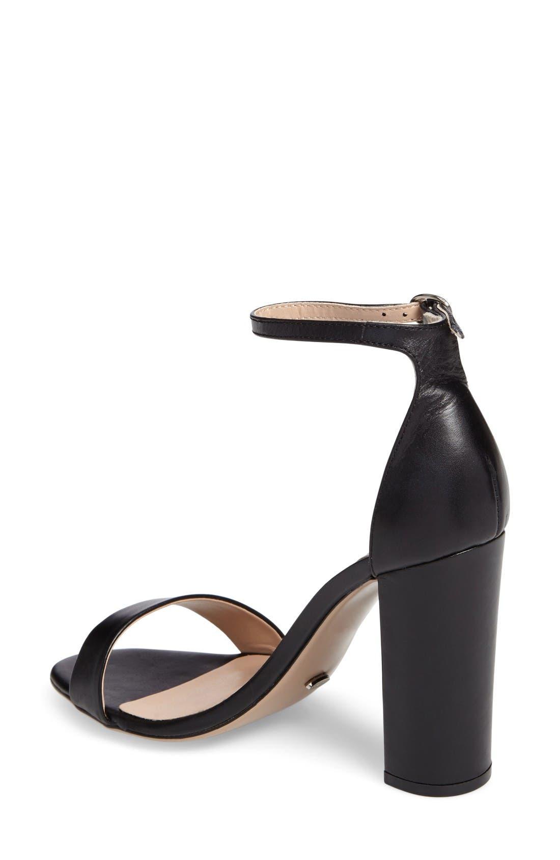 Alternate Image 2  - Tony Bianco Kokomo Strappy Sandal (Women)