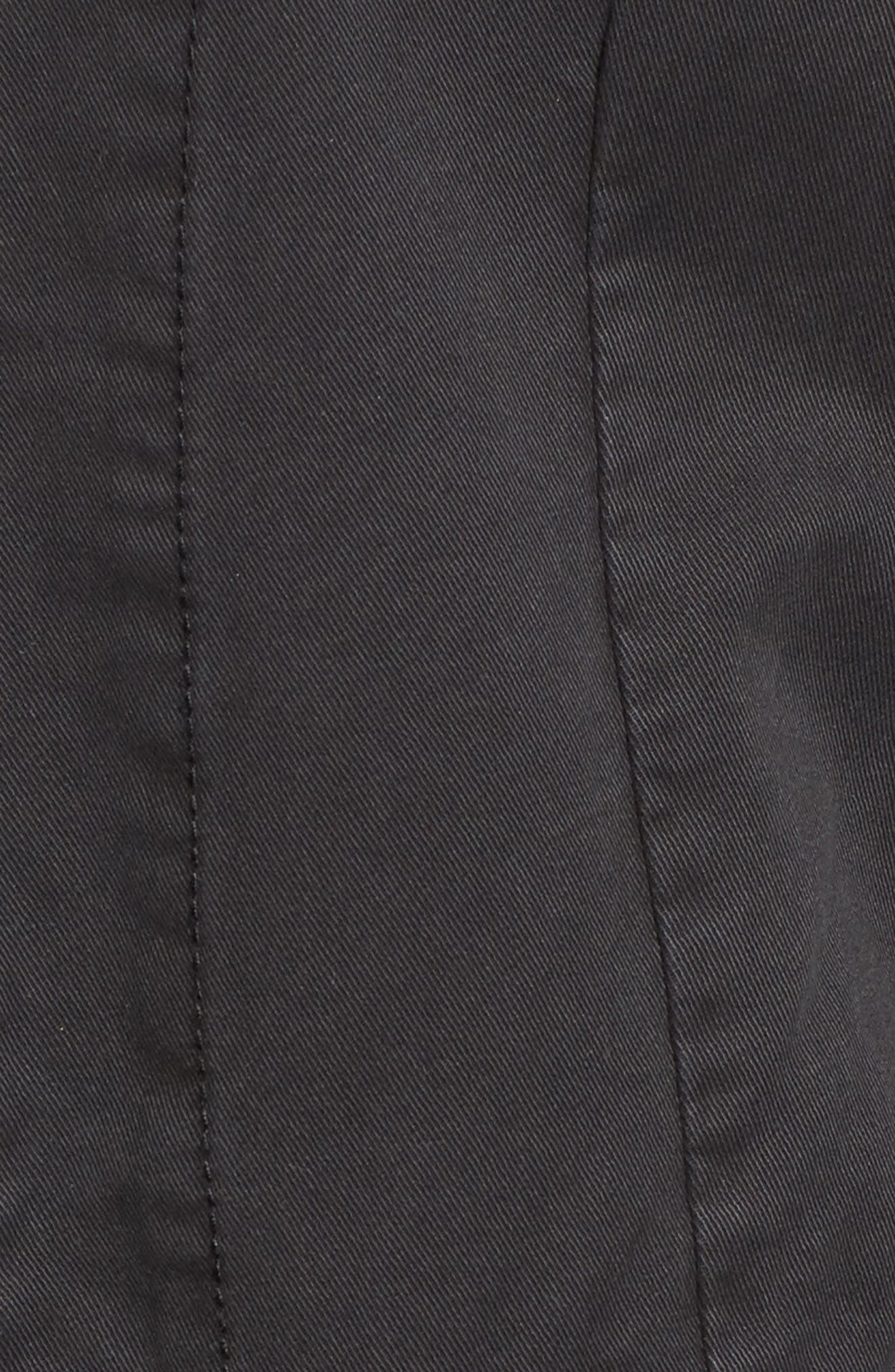 Virginia Jacket,                             Alternate thumbnail 5, color,                             Black