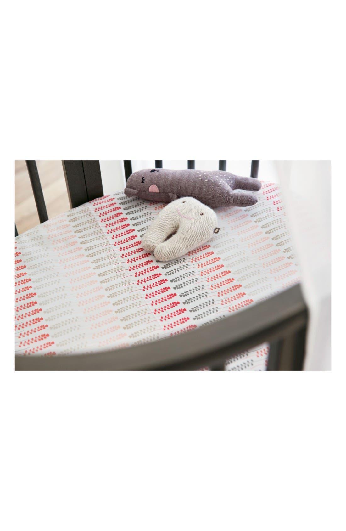 Alternate Image 3  - Stokke Sleepi Mini Fitted Crib Sheet