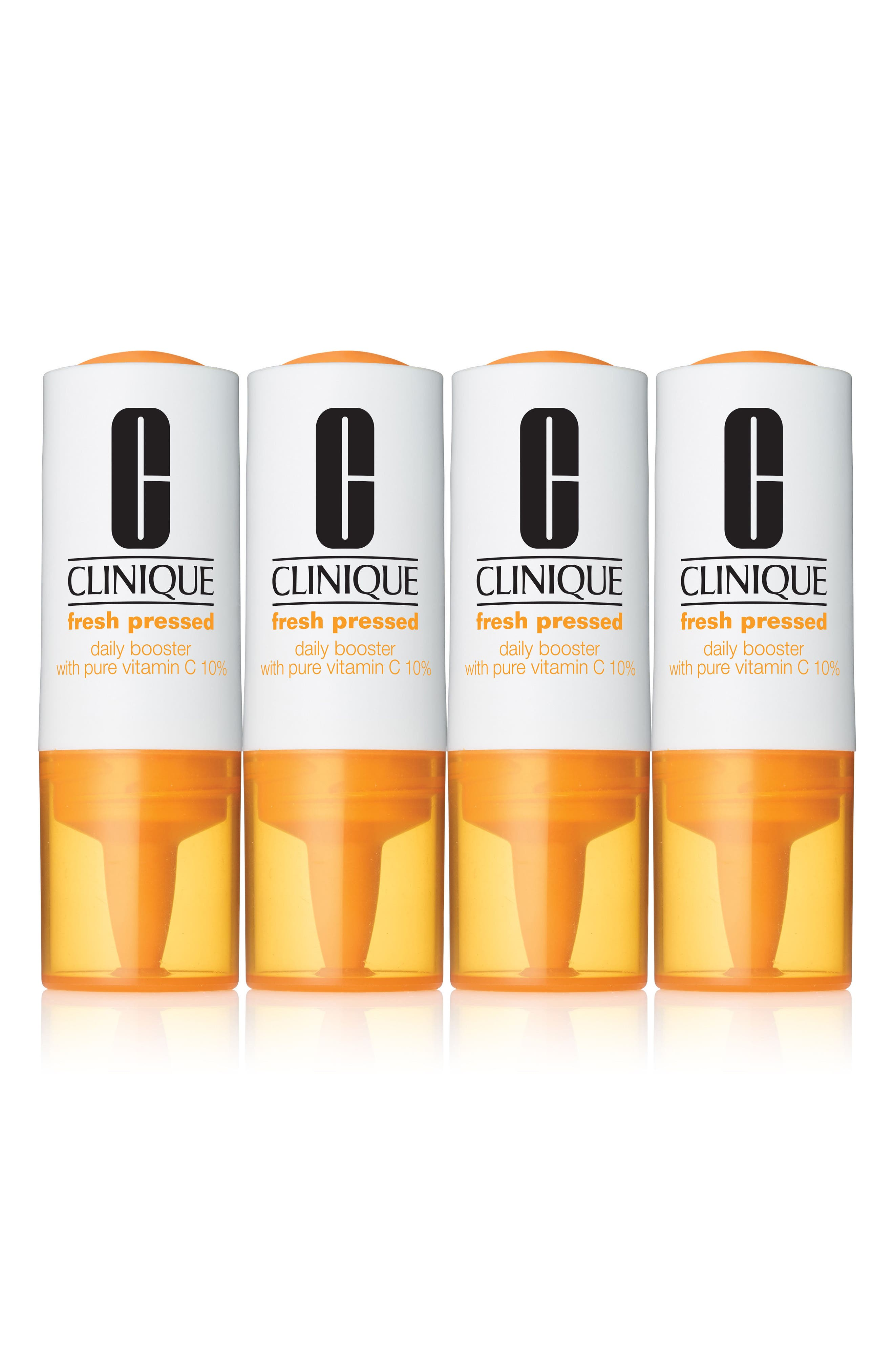 Alternate Image 2  - Clinique Fresh Pressed Daily Booster with Pure Vitamin C 10%