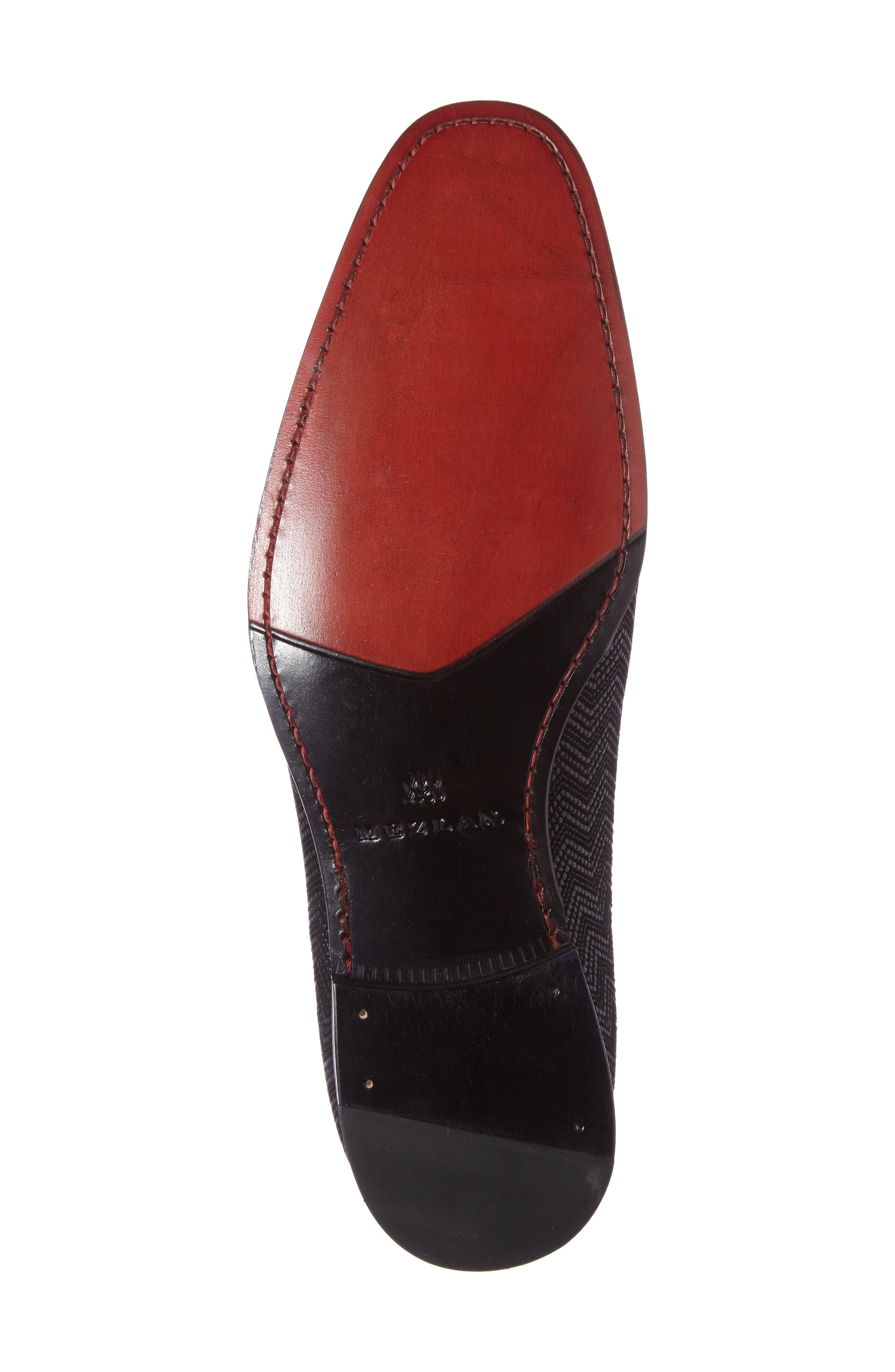 Alternate Image 4  - Mezlan Aristotle Venetian Loafer (Men)