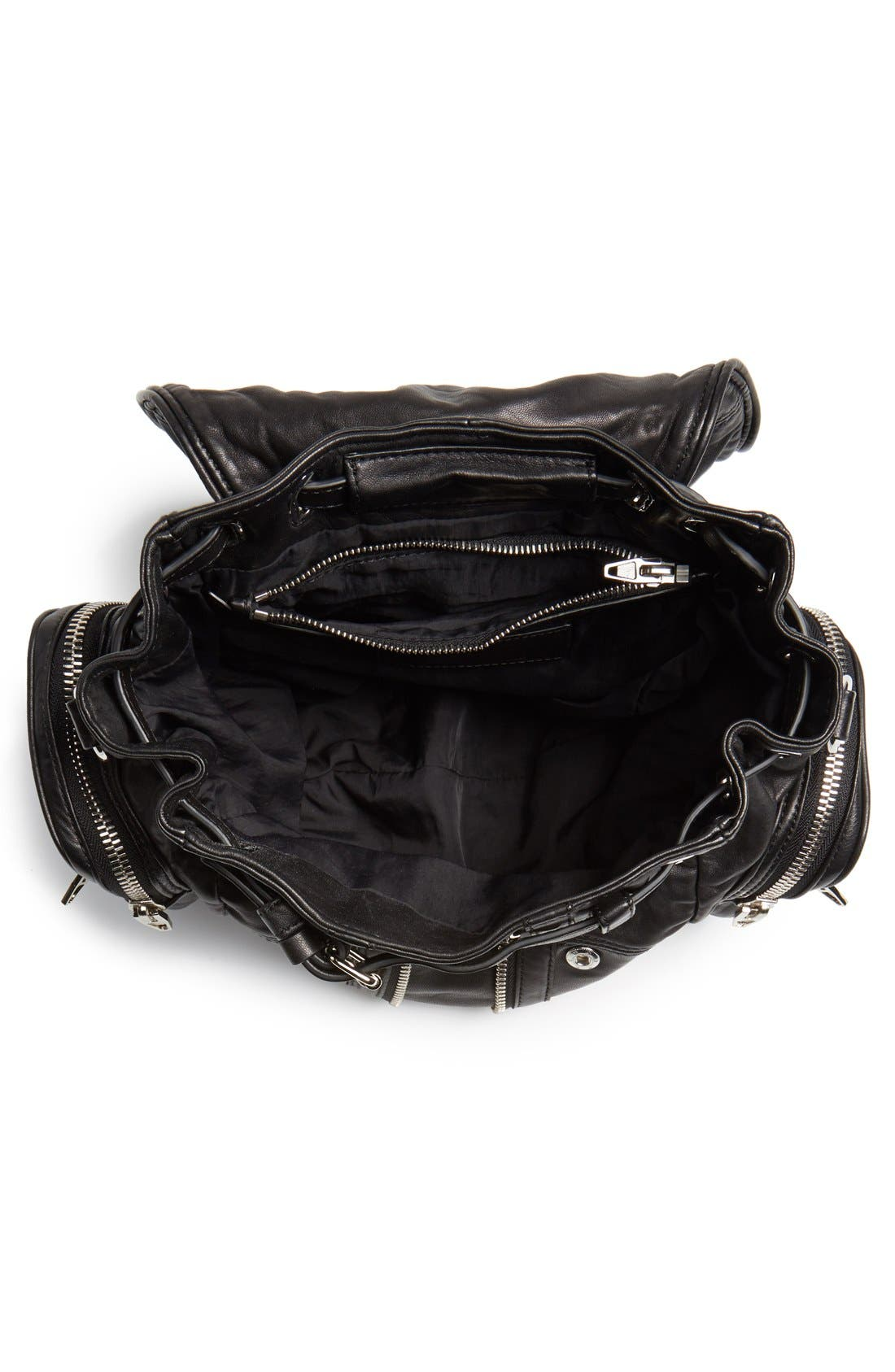 Alternate Image 4  - Alexander Wang 'Mini Marti' Leather Backpack