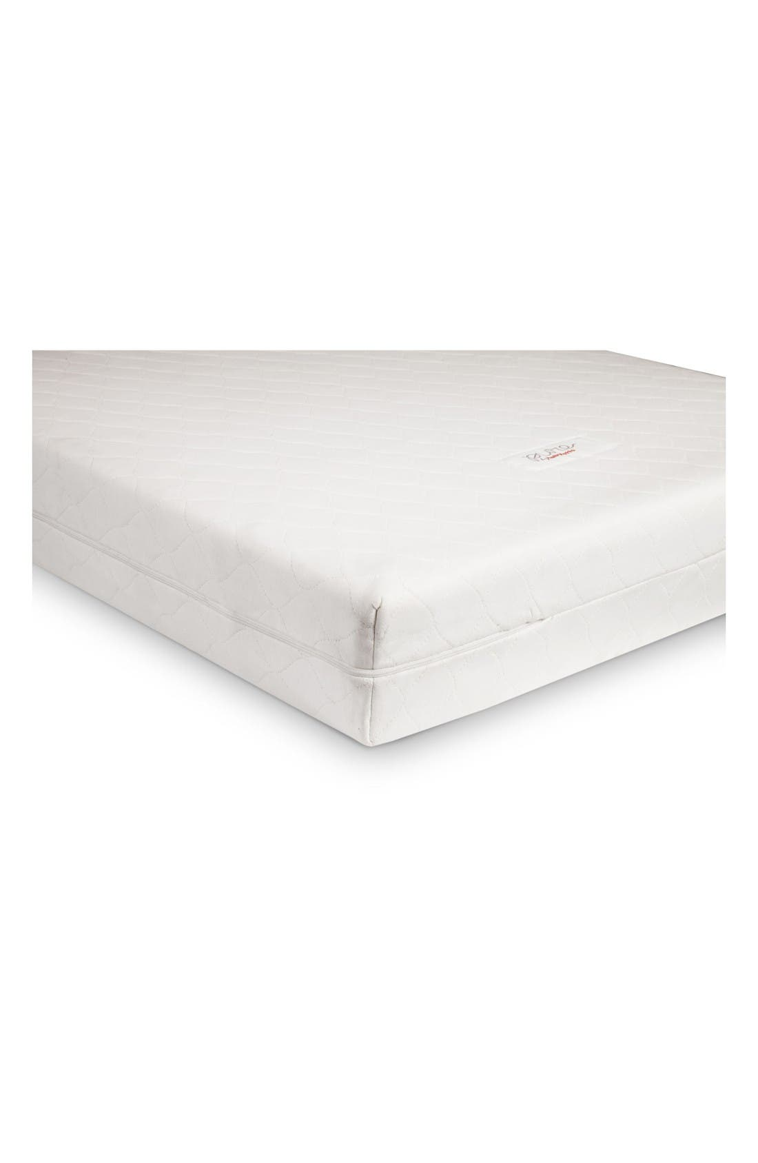 babyletto Pure Core Crib Mattress & Cover