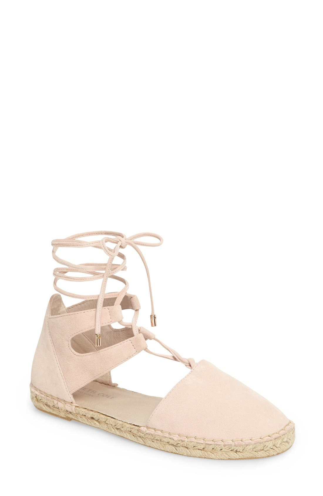 Alternate Image 1 Selected - Kenneth Cole New York Beverly Espadrille Flat (Women)